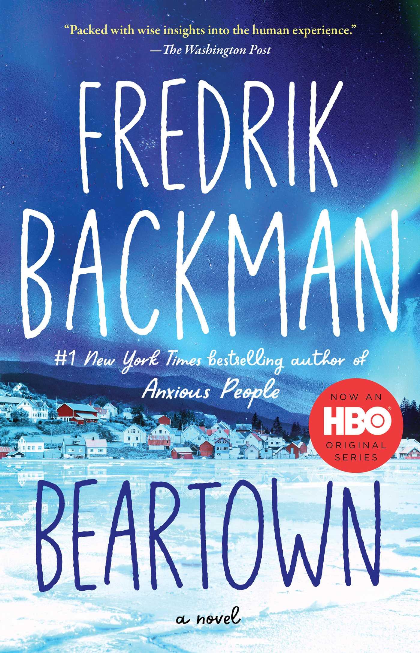 Beartown 9781501160783 hr