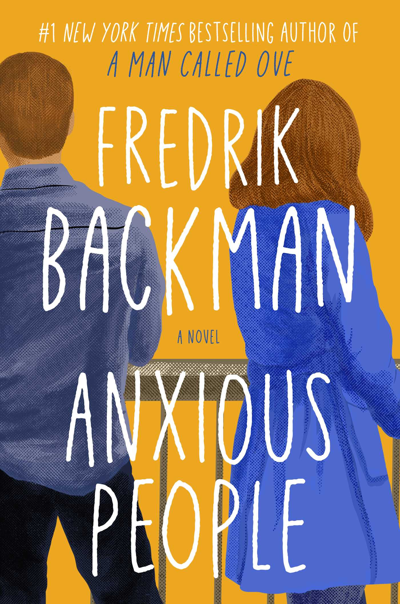Anxious People | Book by Fredrik Backman | Official ...