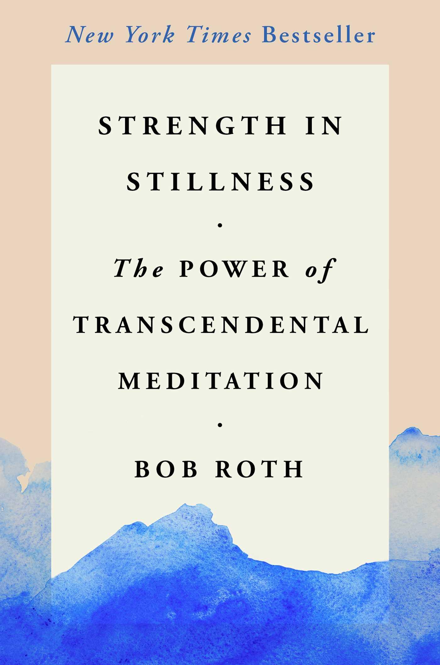 Strength in stillness 9781501161230 hr