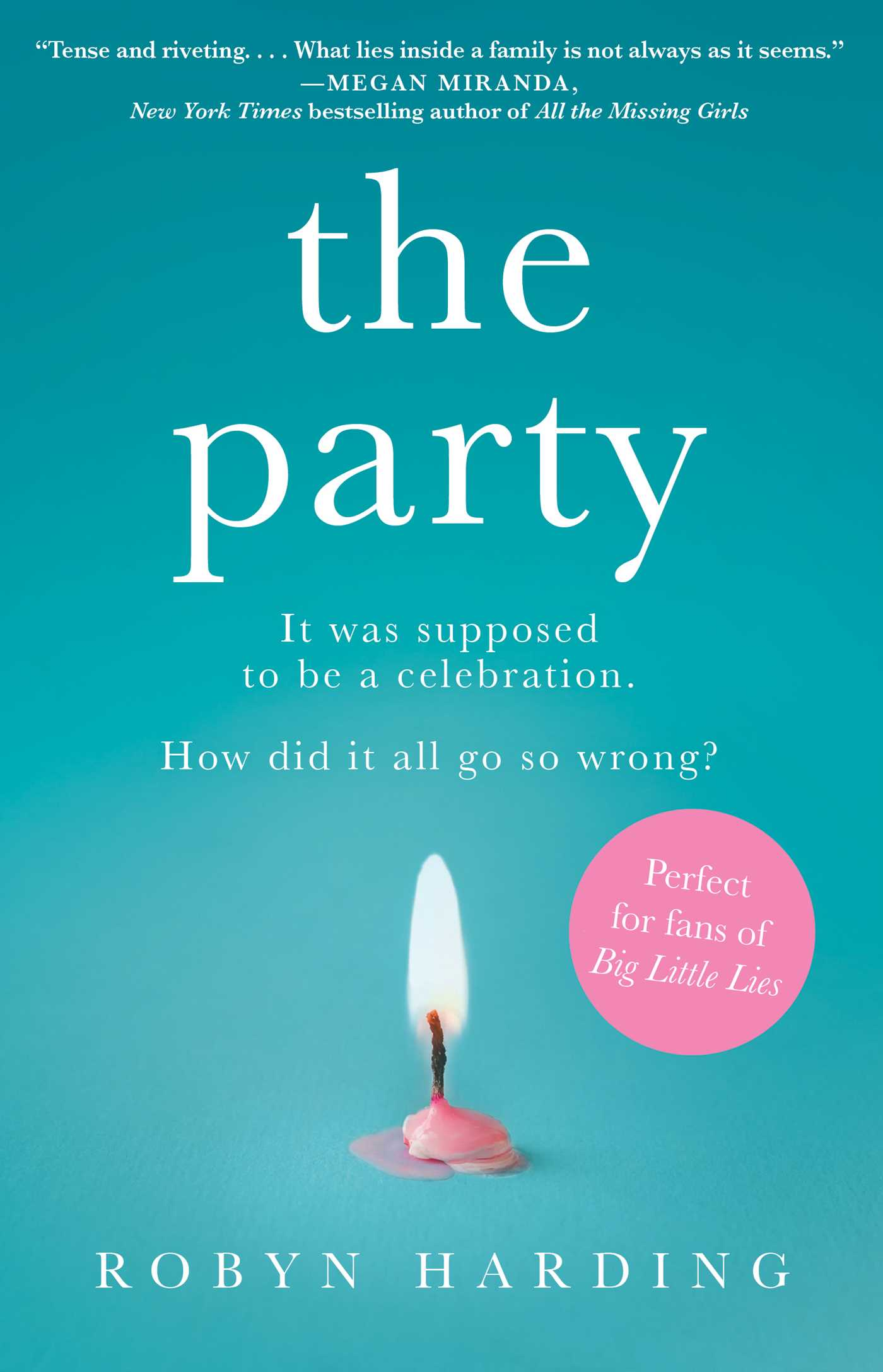 The Party Book By Robyn Harding Official Publisher