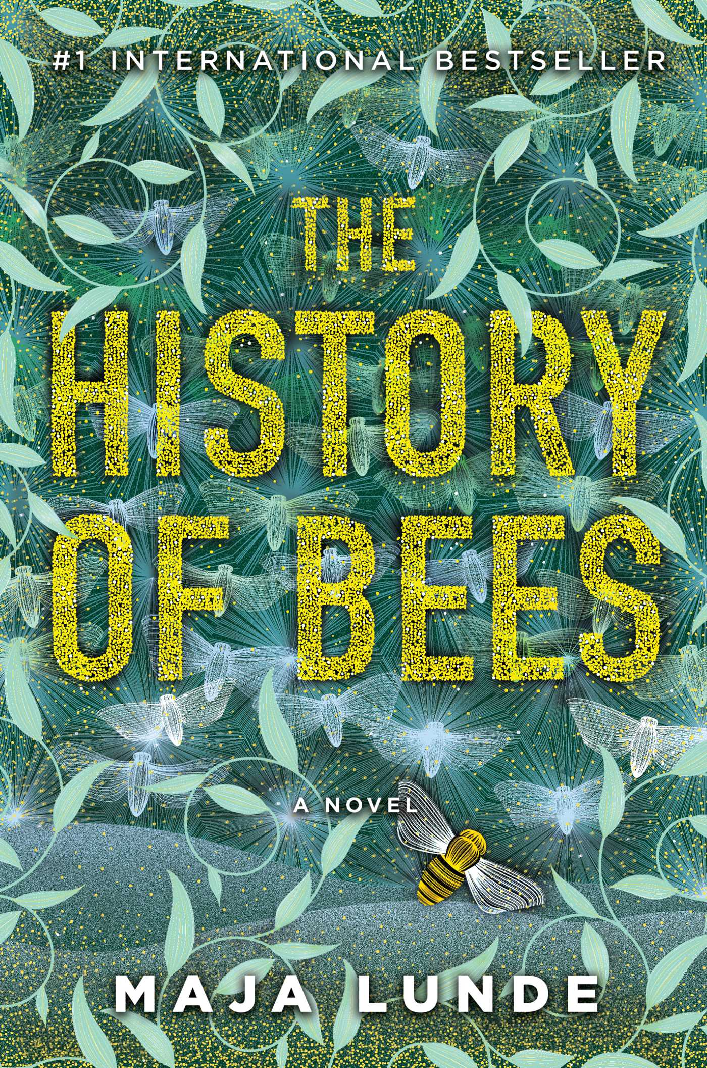 The history of bees 9781501161377 hr