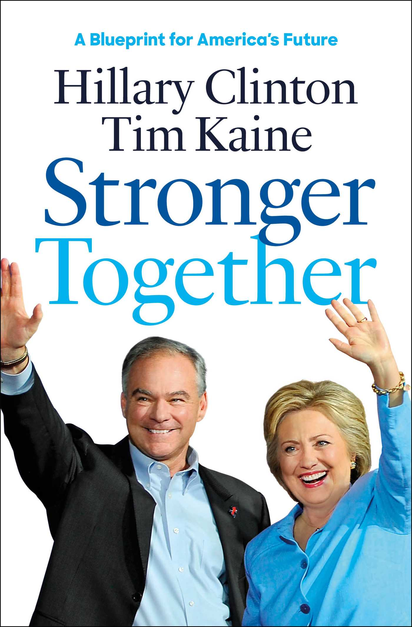 Stronger together 9781501161735 hr