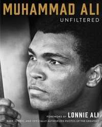 Muhammad Ali Unfiltered book cover