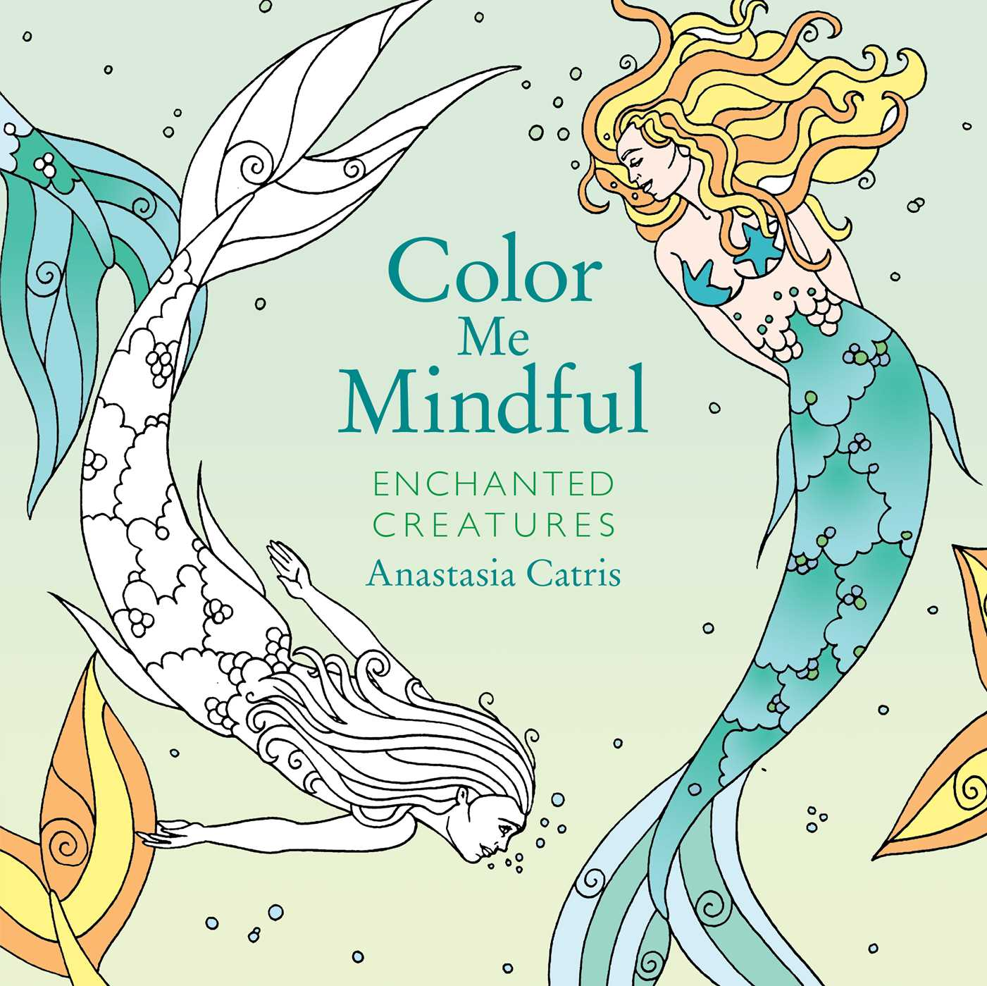Color me mindful enchanted creatures 9781501162367 hr