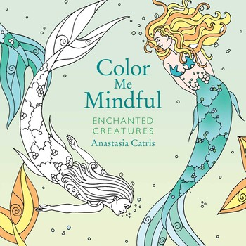 Color Me Mindful Books by Anastasia Catris from Simon & Schuster