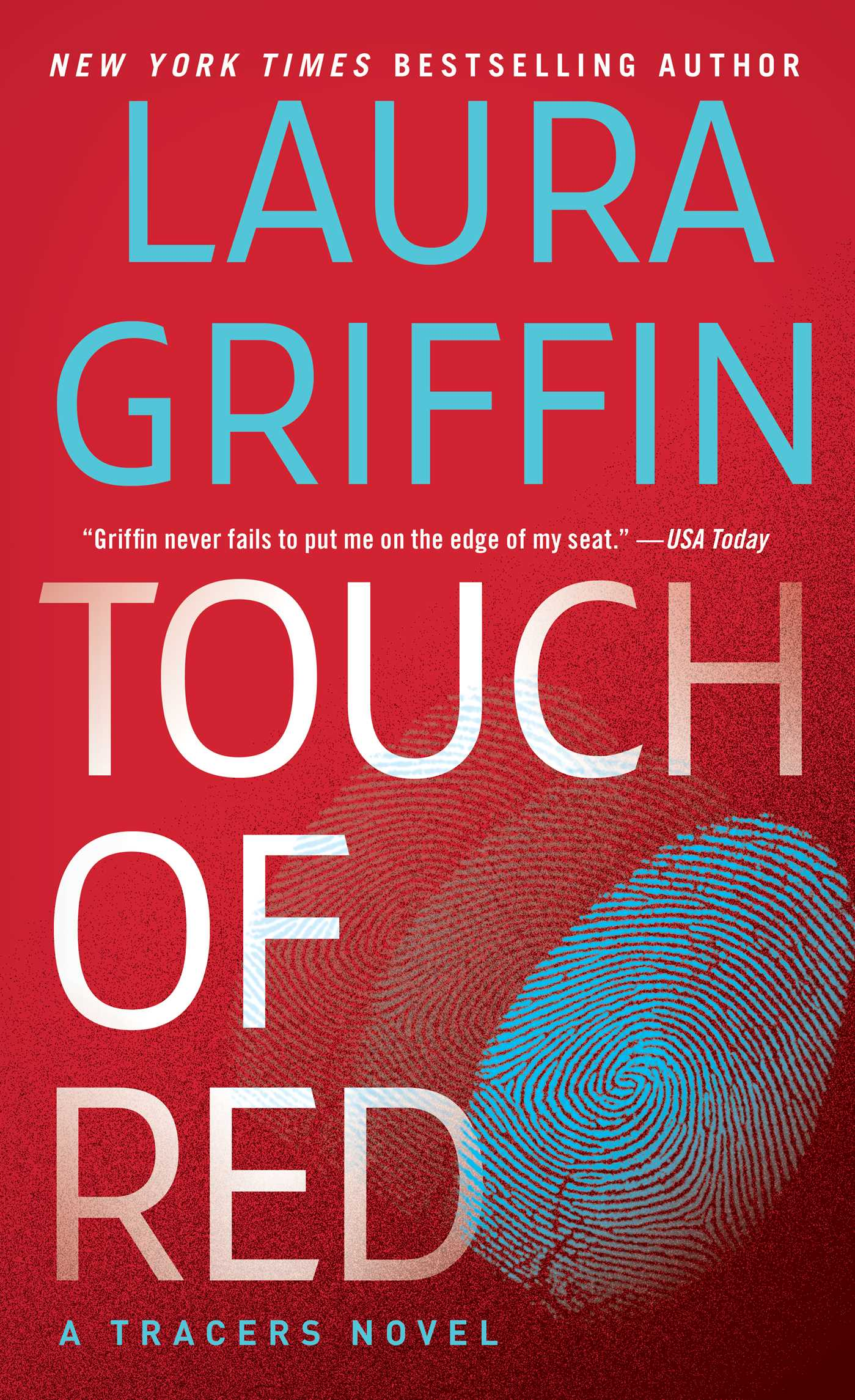 Touch of red 9781501162381 hr