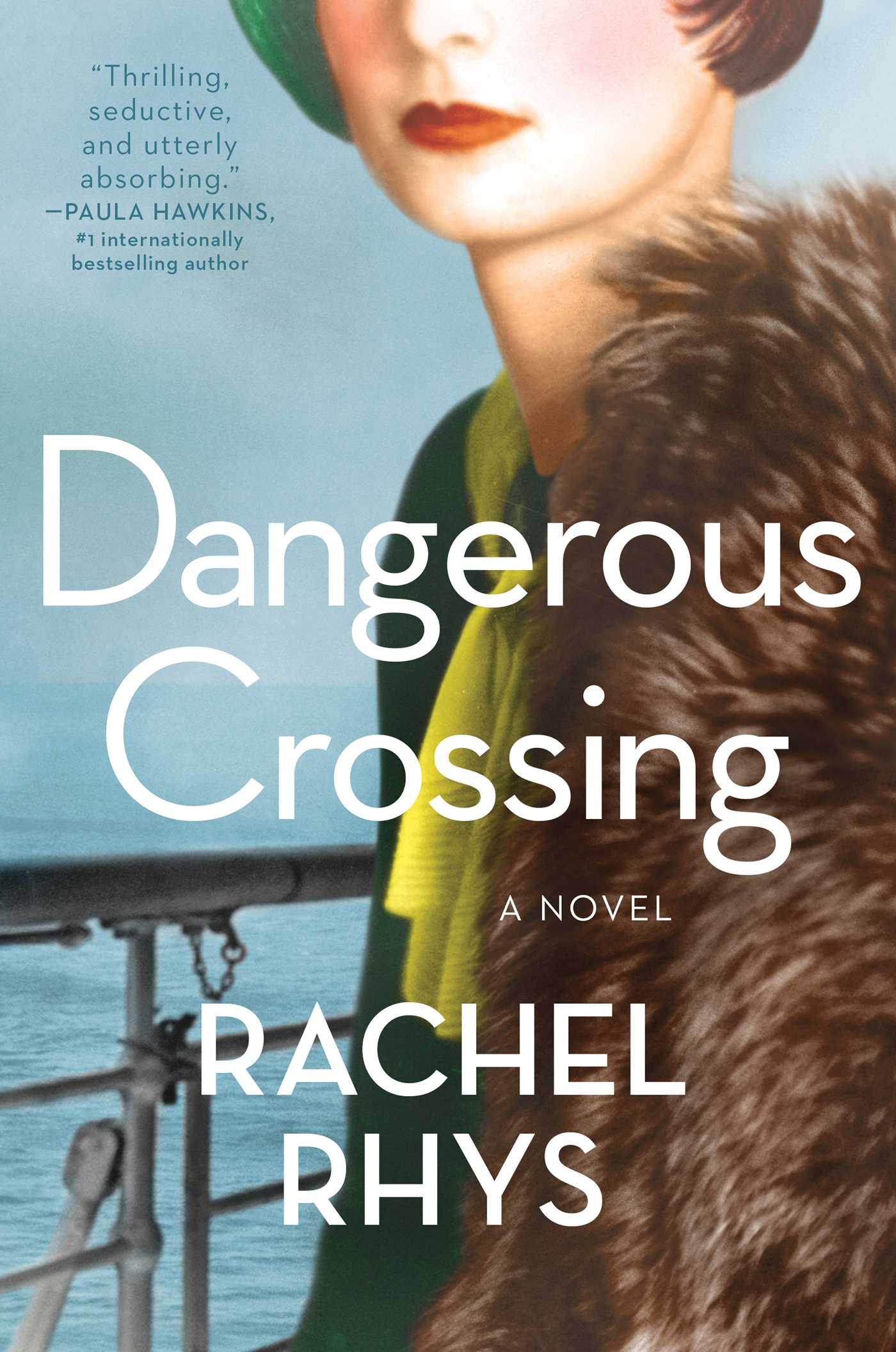 Dangerous crossing 9781501162725 hr