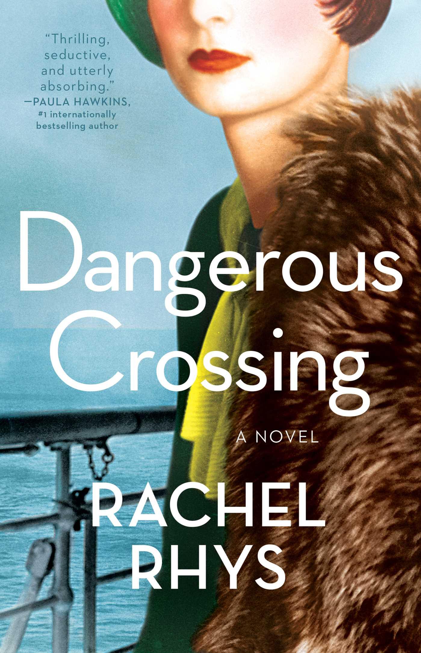 Dangerous crossing 9781501162732 hr