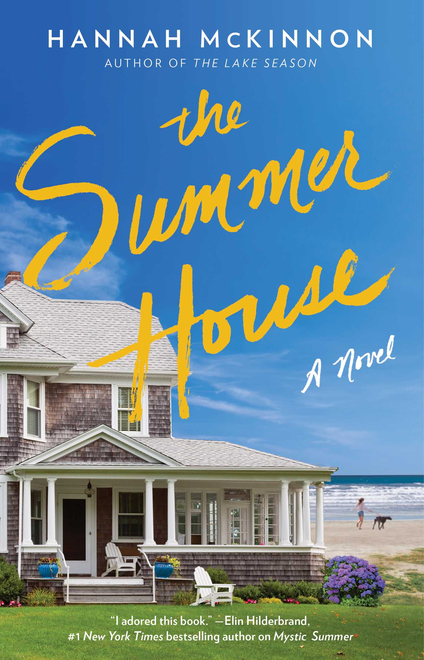 The summer house 9781501162800 hr