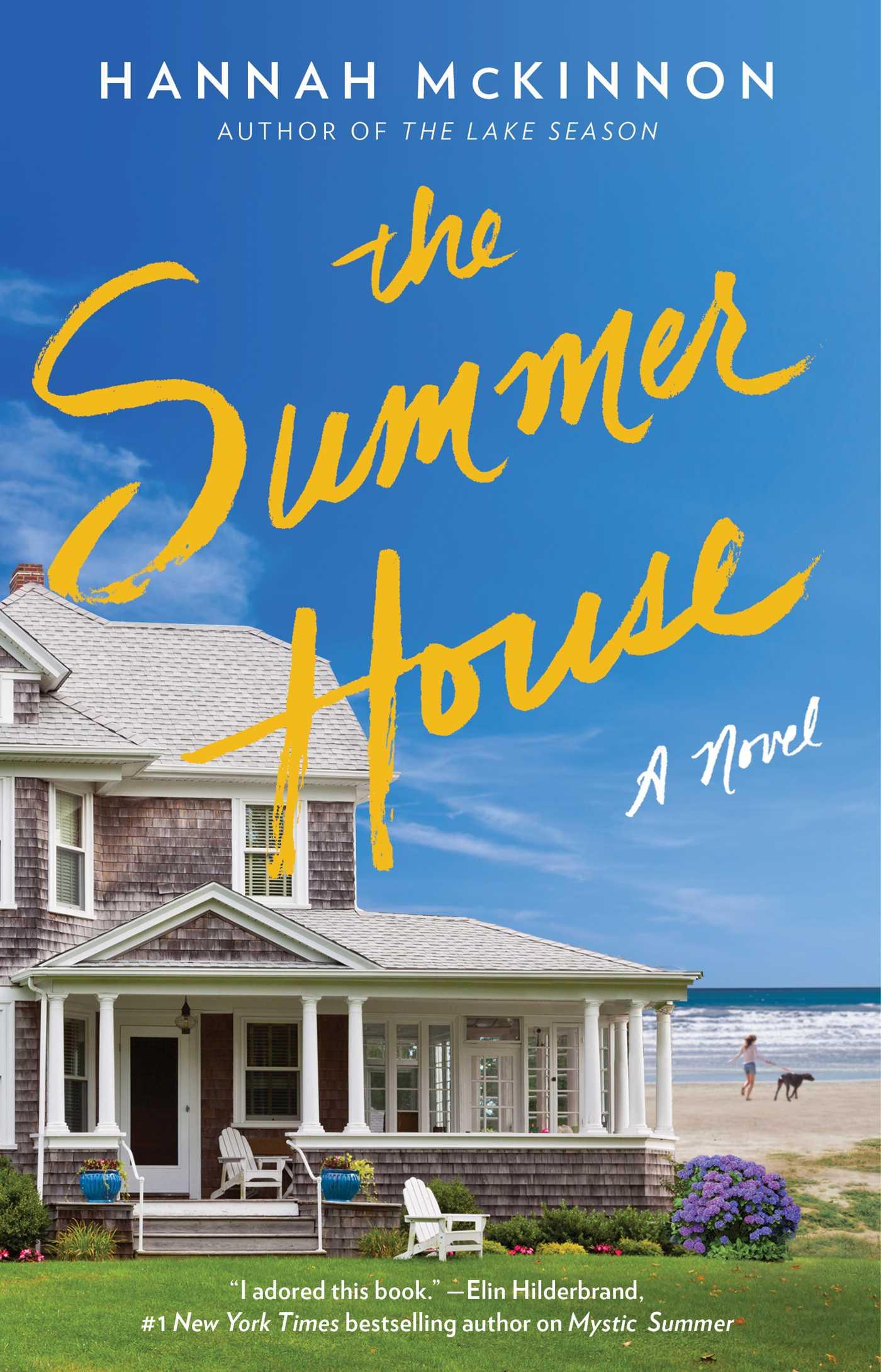 The summer house 9781501162817 hr