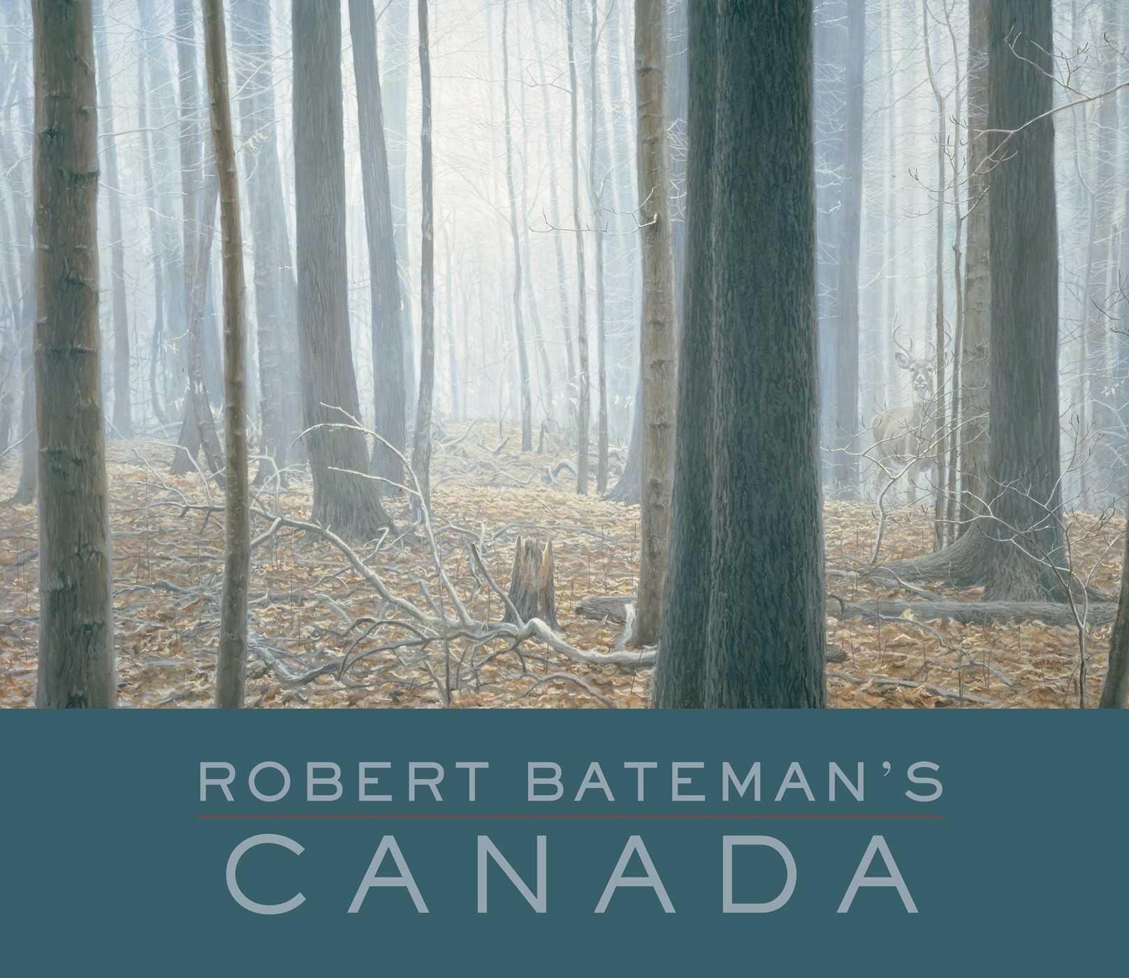 Robert batemans canada 9781501163432 hr