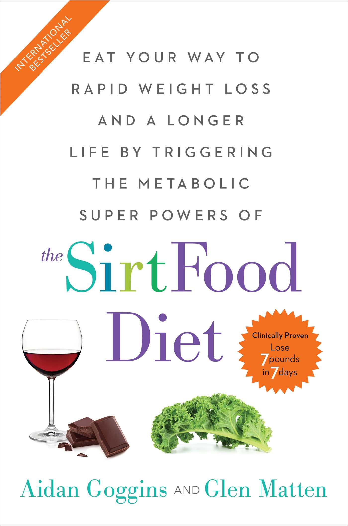 The sirtfood diet 9781501163777 hr