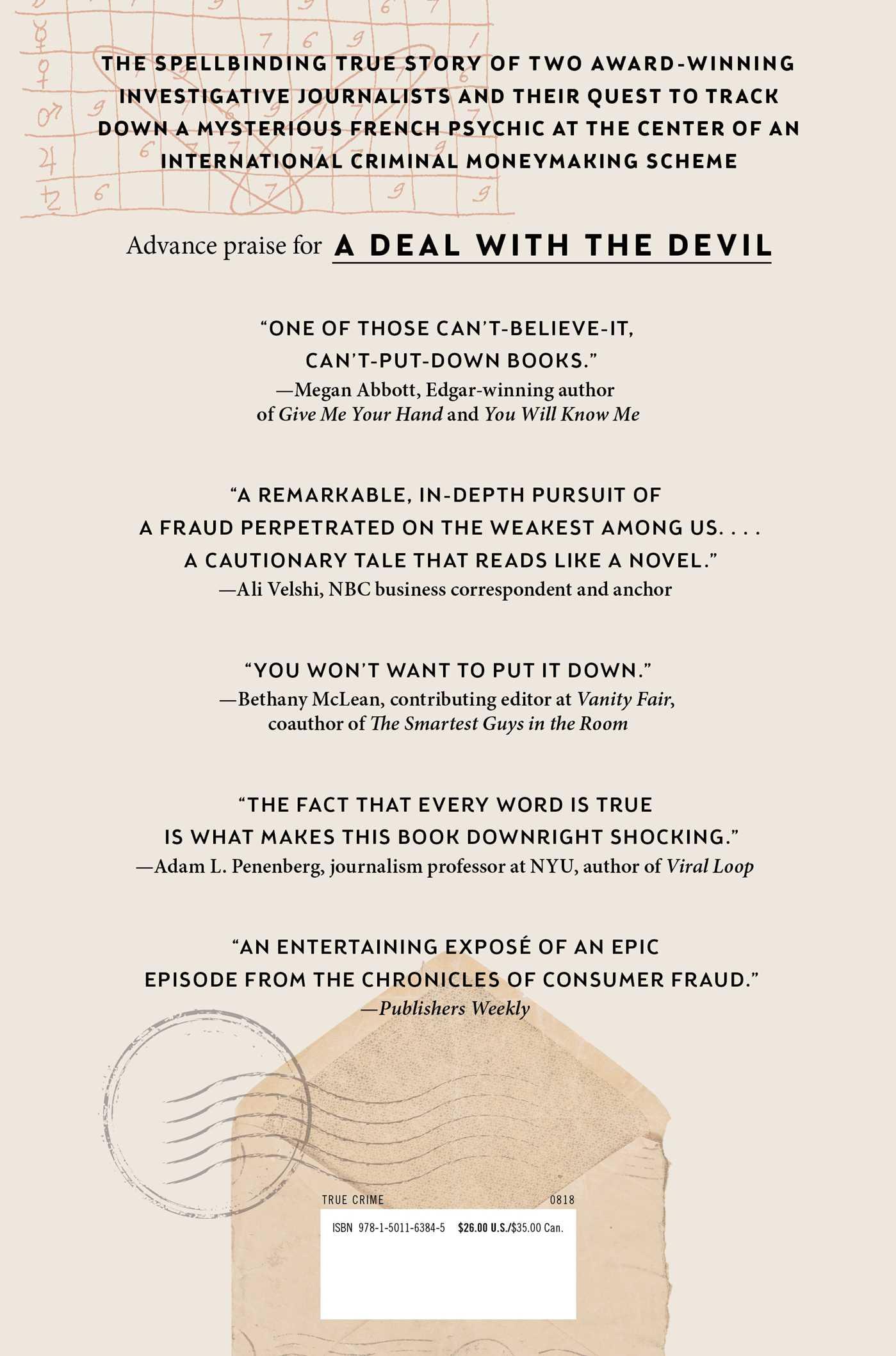 A Deal With The Devil Book By Blake Ellis Melanie Hicken