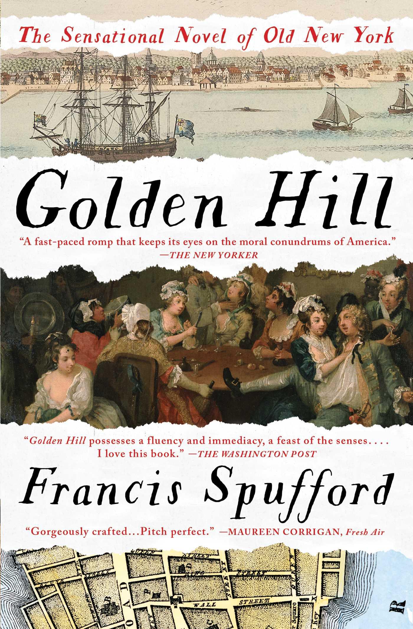 Golden hill 9781501163890 hr