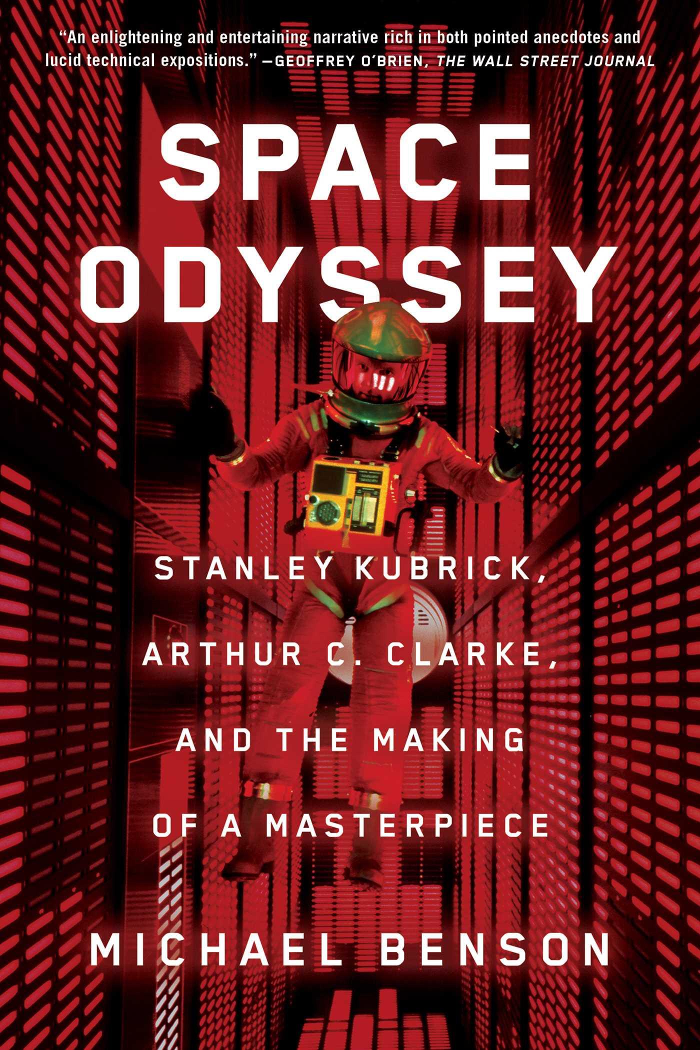 2c53e8bfc Book Cover Image (jpg)  Space Odyssey