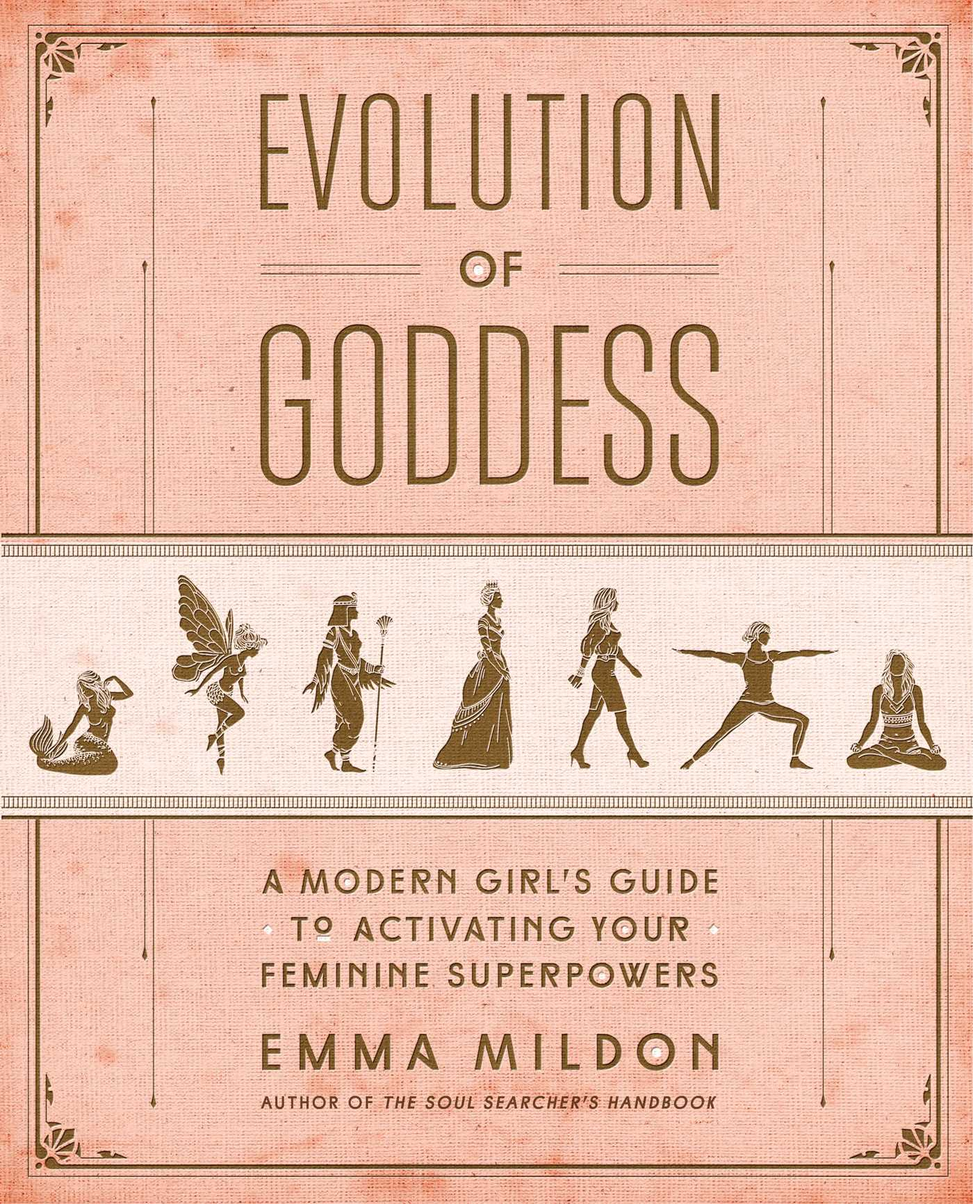 Evolution of goddess 9781501164064 hr