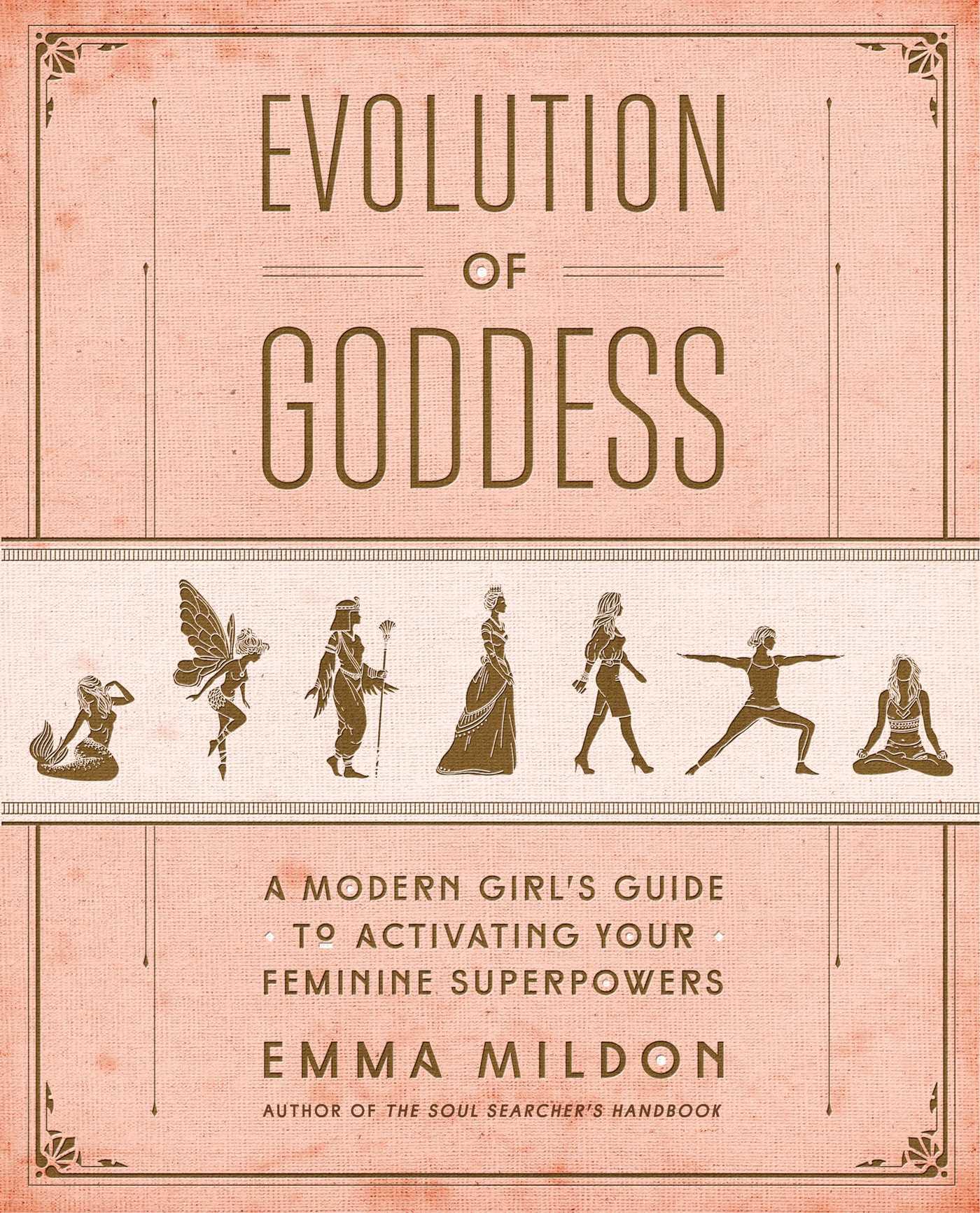 Evolution of goddess 9781501164088 hr