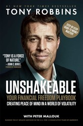 Buy Unshakable: Your Financial Freedom Playbook