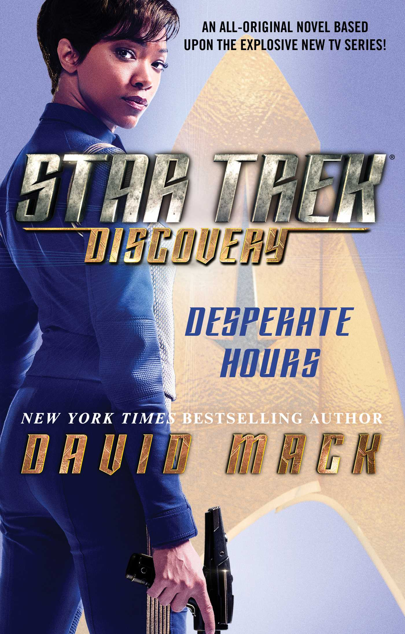 Star trek discovery desperate hours 9781501164613 hr