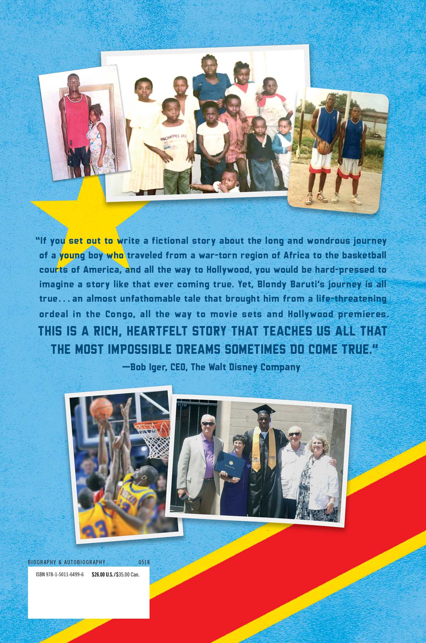 The incredible true story of blondy baruti 9781501164996 hr back
