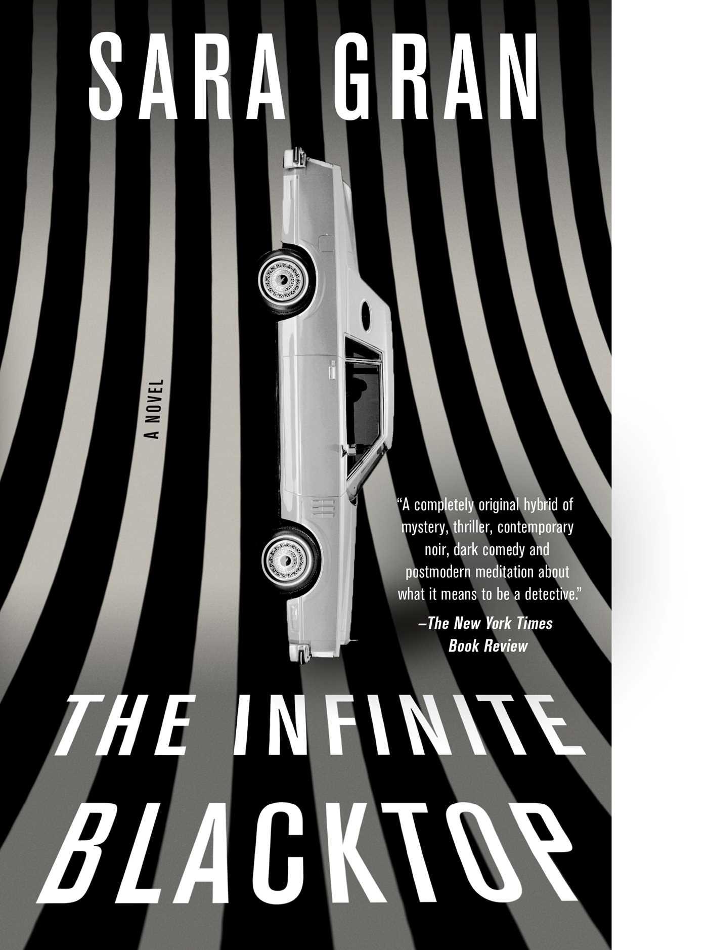 The infinite blacktop 9781501165733 hr