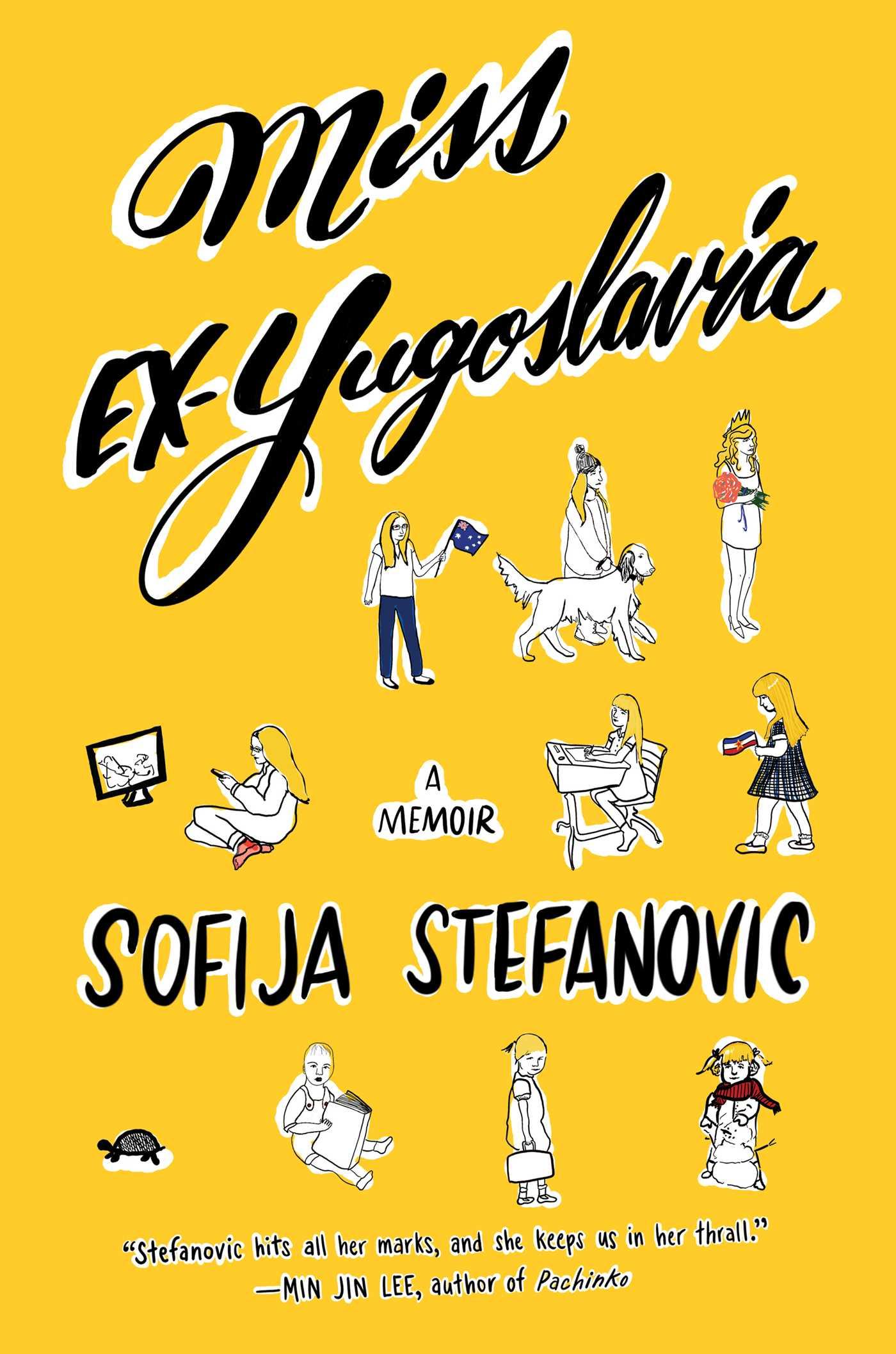 Miss ex yugoslavia 9781501165740 hr