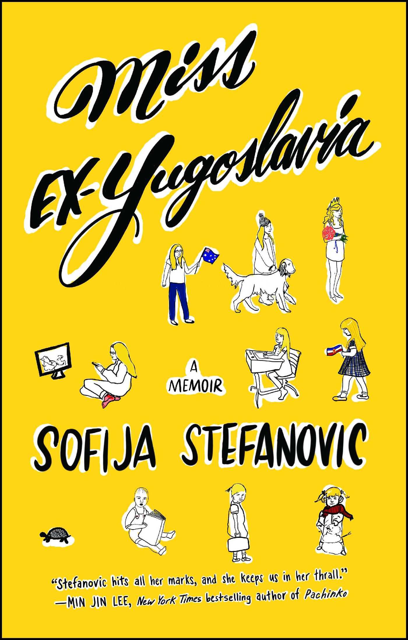 Miss ex yugoslavia 9781501165764 hr