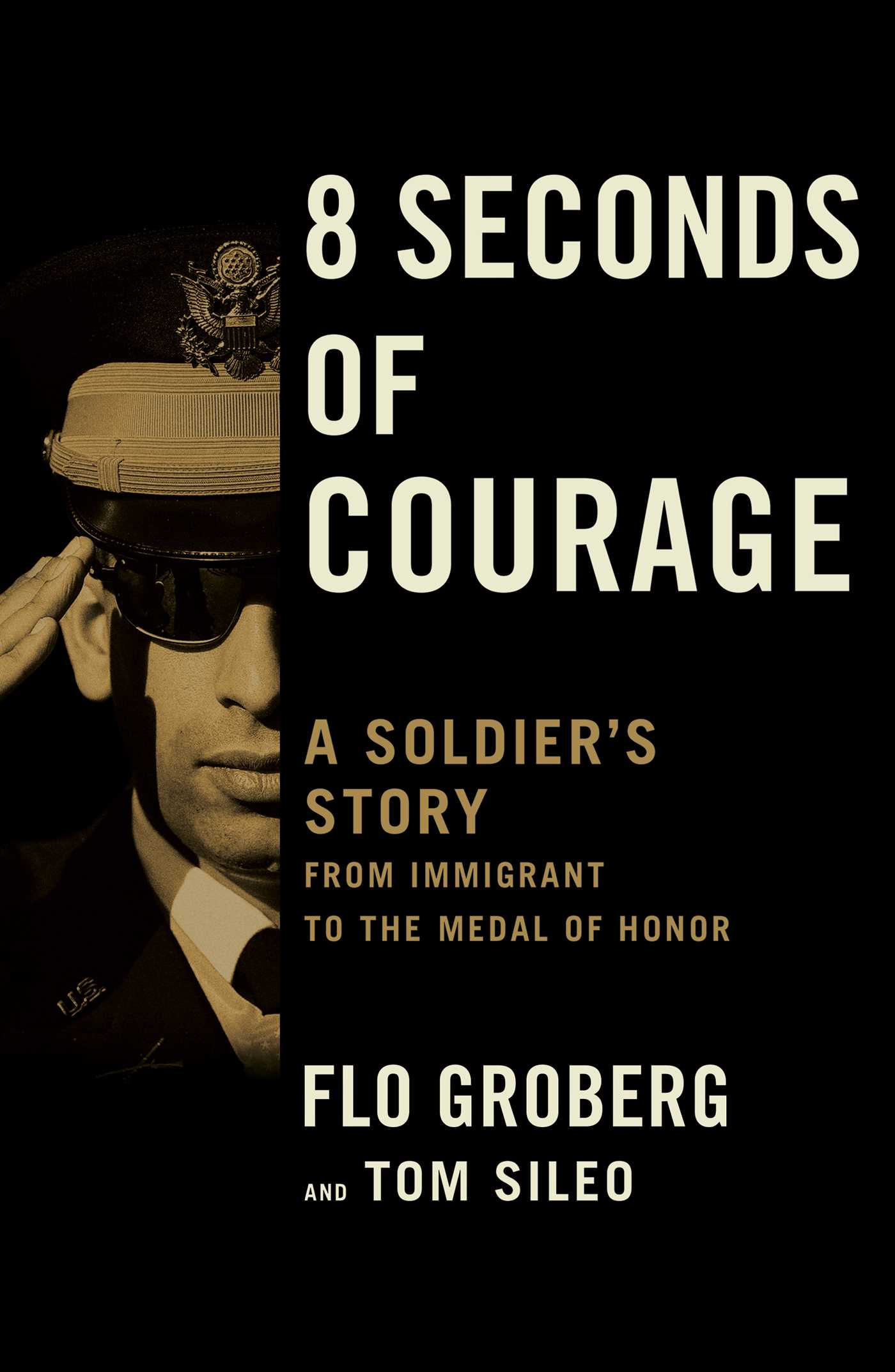 8 seconds of courage 9781501165887 hr