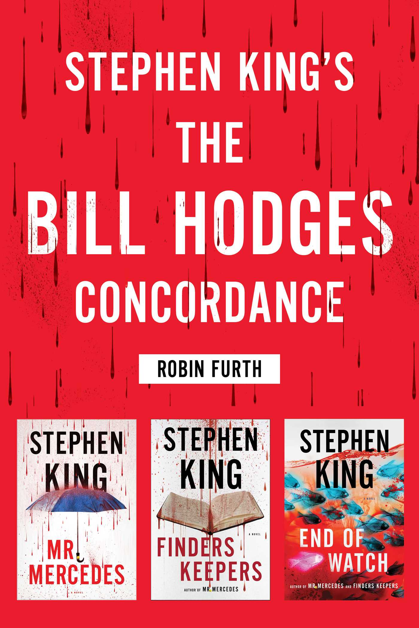 Stephen King's The Bill Hodges Trilogy Concordance eBook