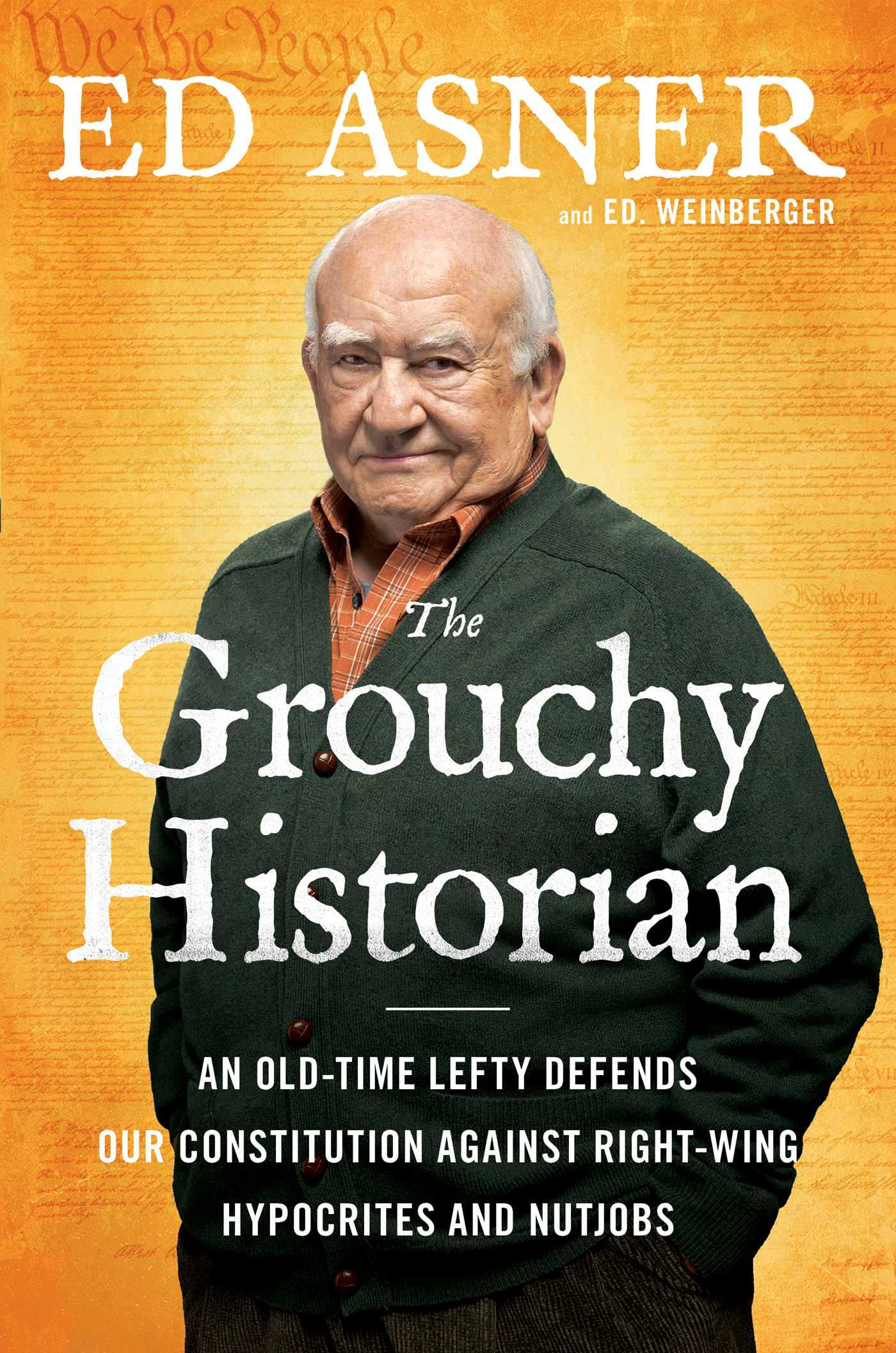 The grouchy historian 9781501166020 hr