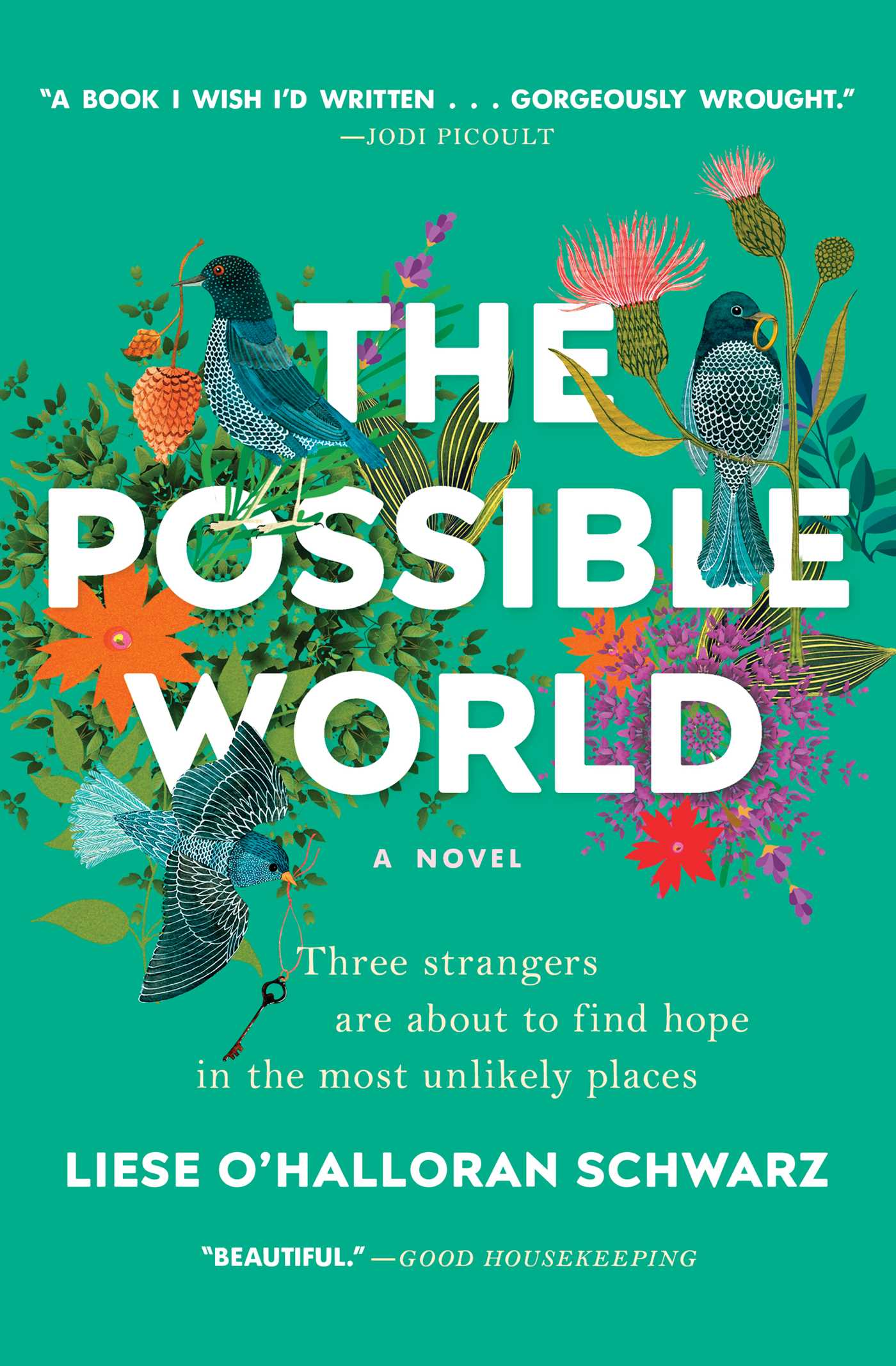 The possible world 9781501166167 hr