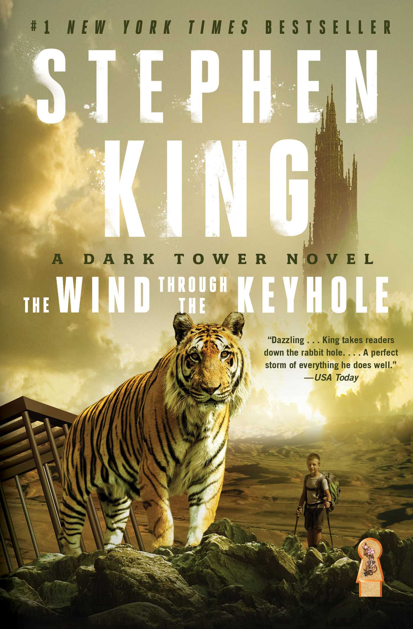 The wind through the keyhole 9781501166228 hr