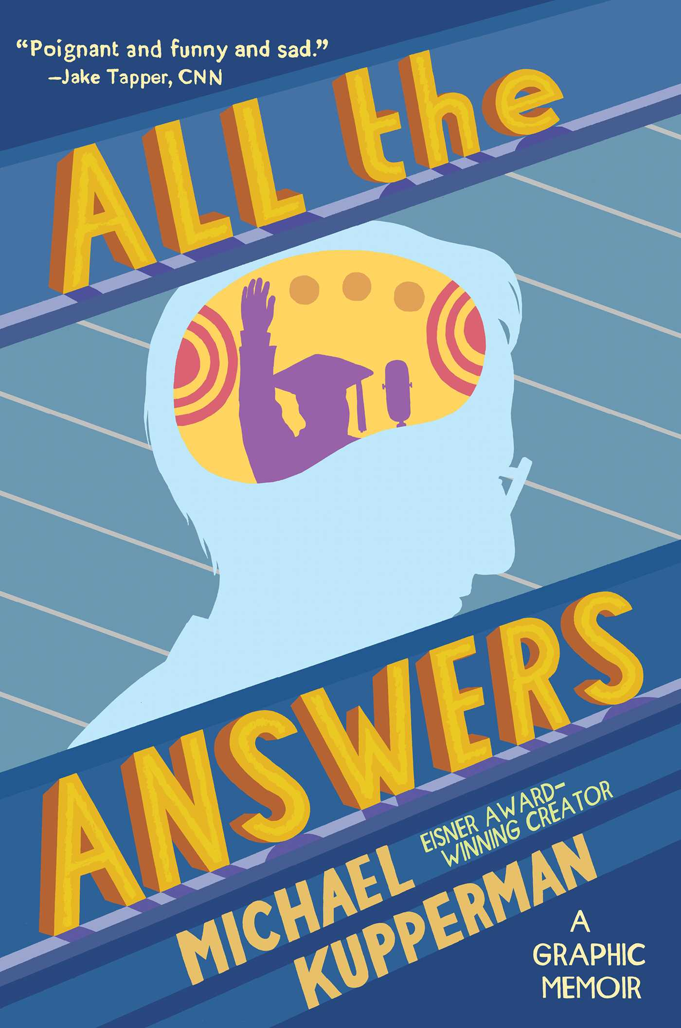 All The Answers | Book by Michael Kupperman | Official Publisher ...