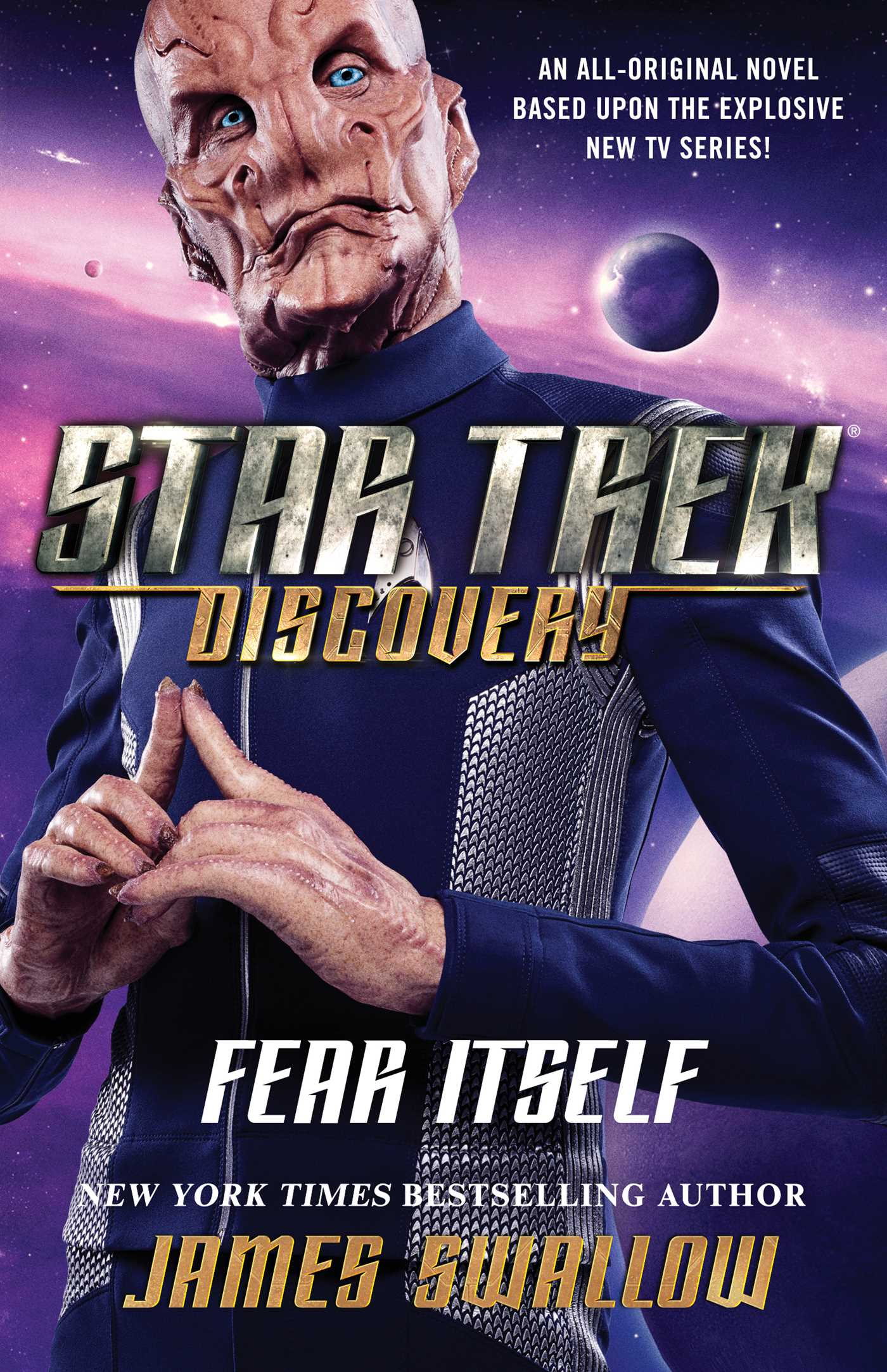 Star trek discovery fear itself 9781501166594 hr
