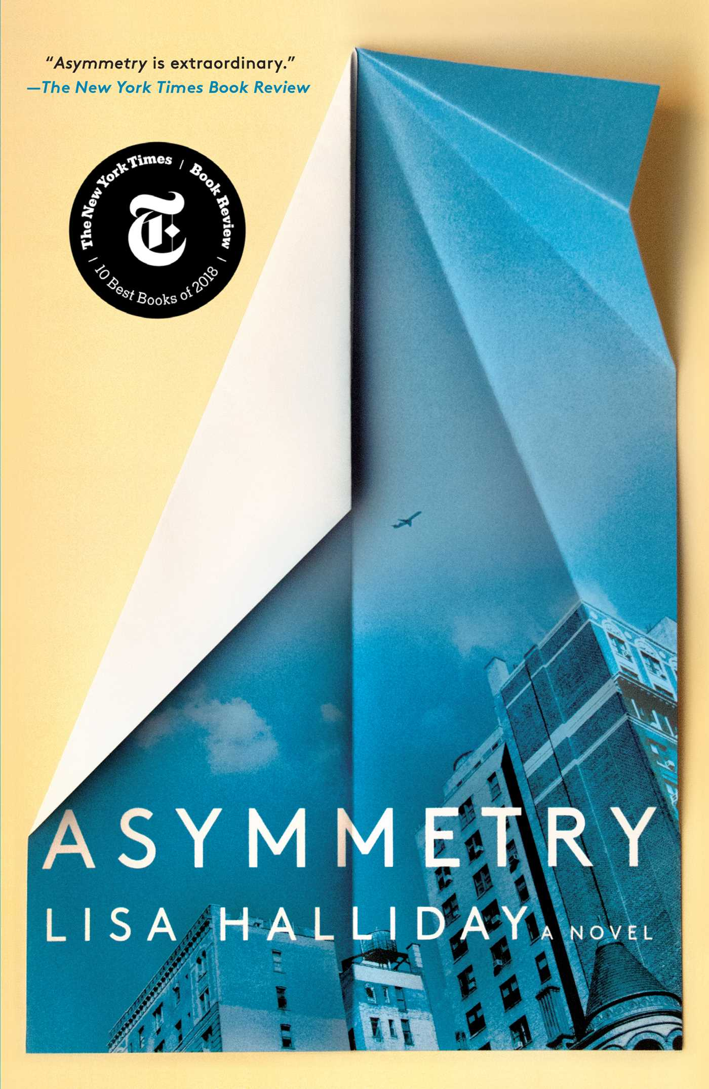 Asymmetry 9781501166761 hr