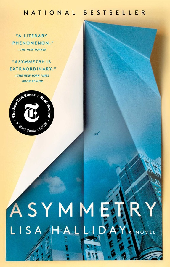 Asymmetry Book By Lisa Halliday Official Publisher Page Simon