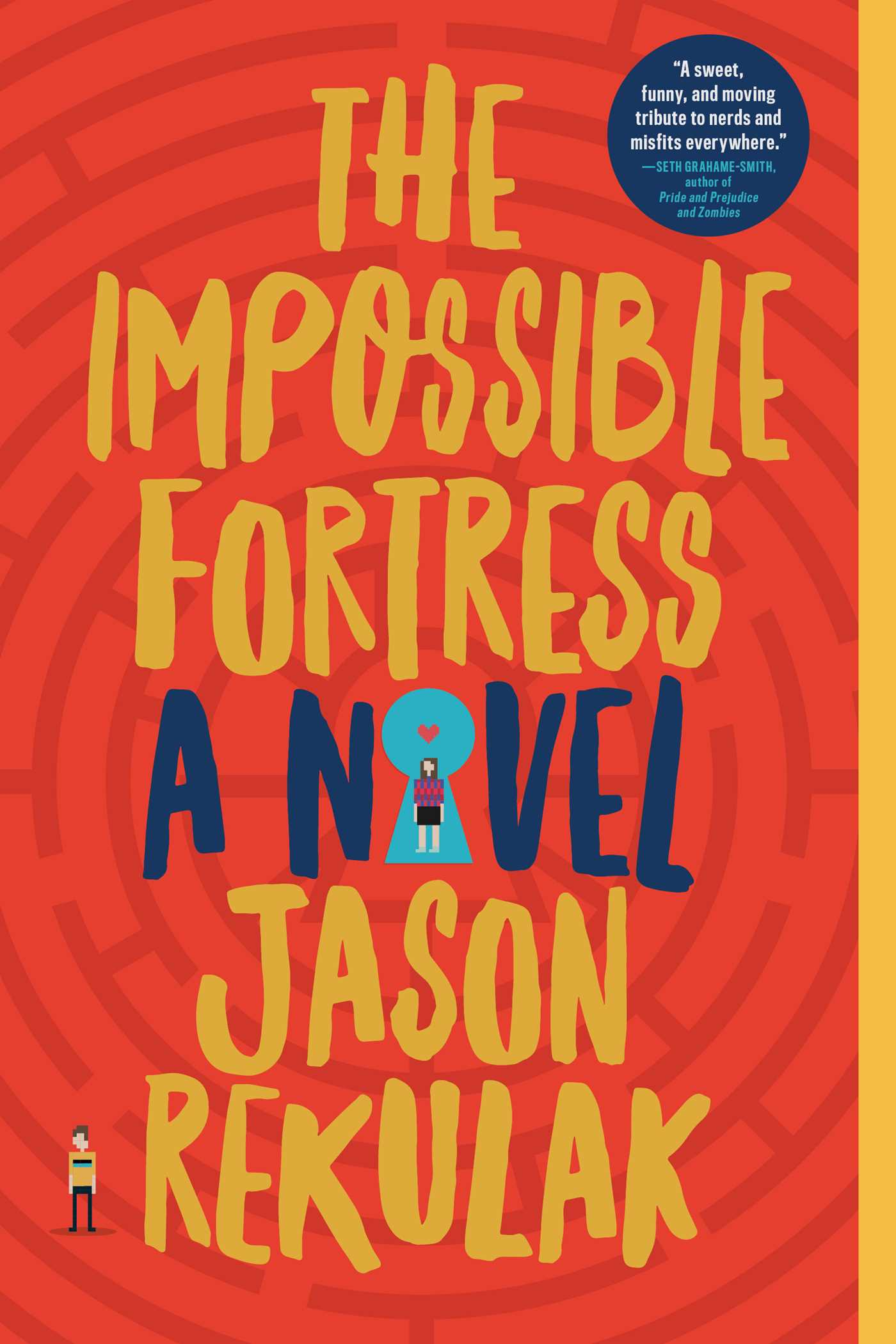 The impossible fortress 9781501166839 hr