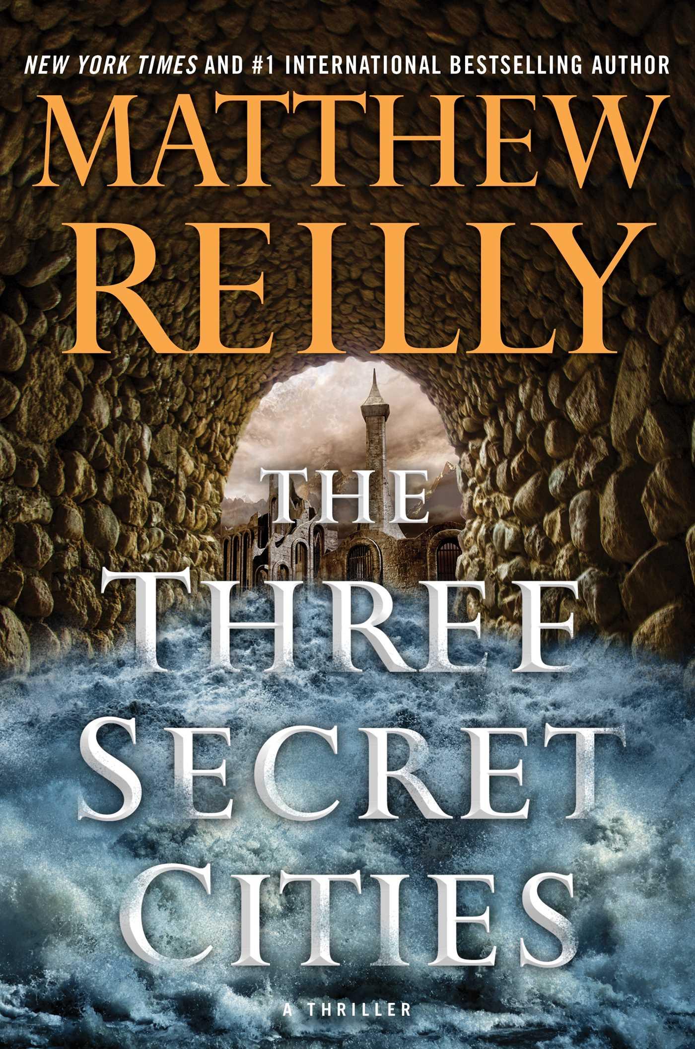The three secret cities 9781501167195 hr