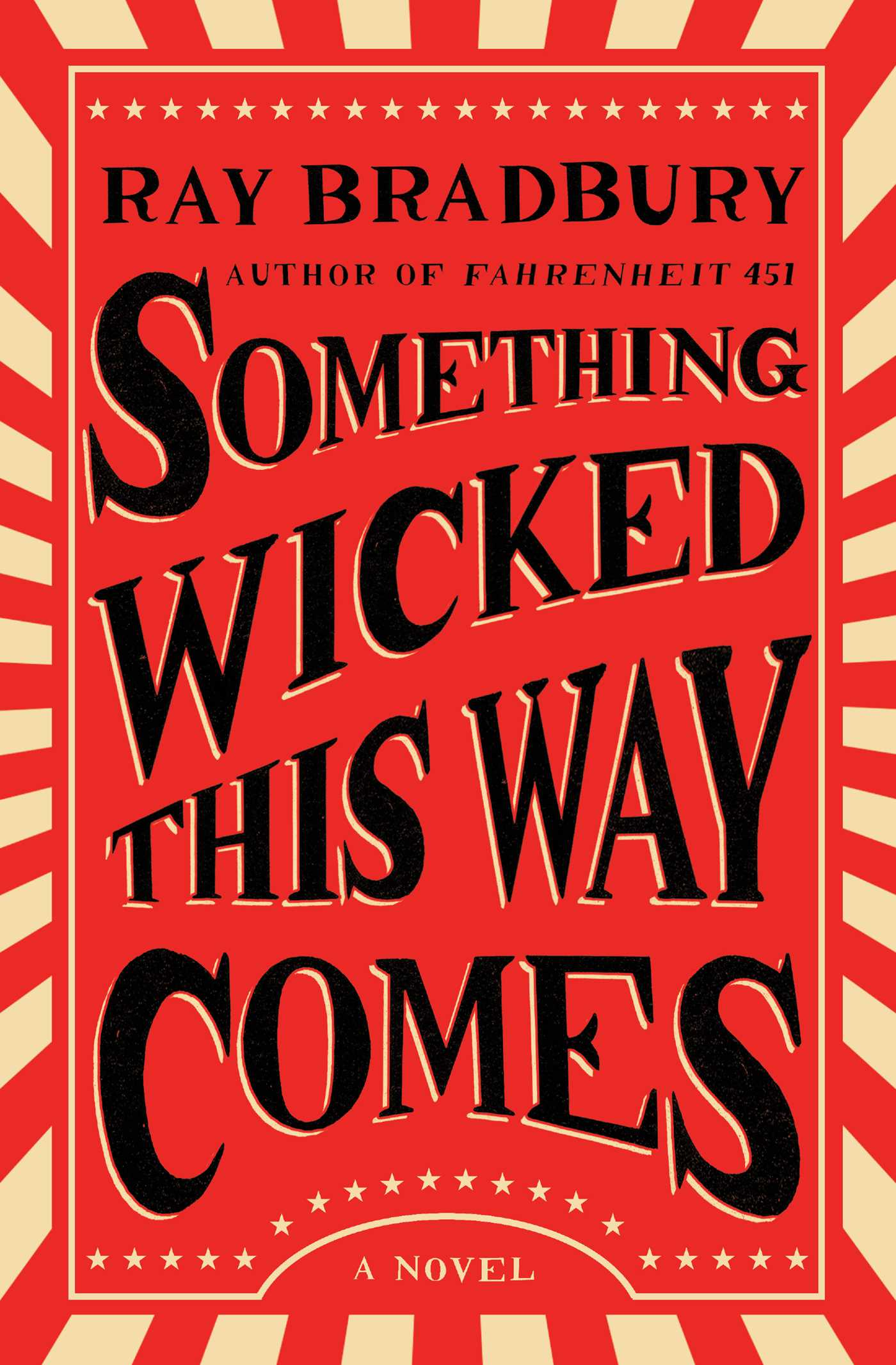 Image result for something wicked this way comes book cover