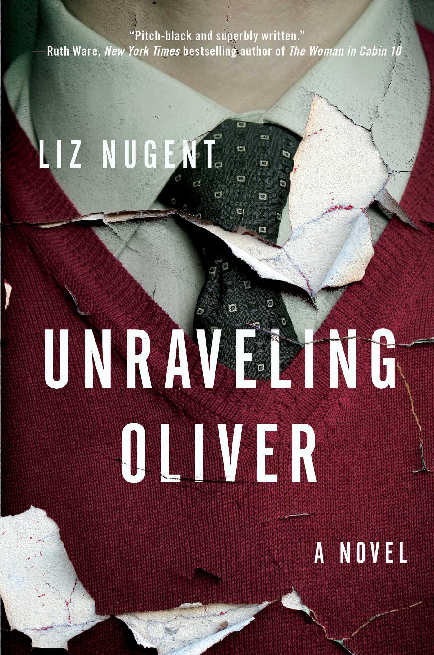 Unraveling oliver 9781501167751 hr