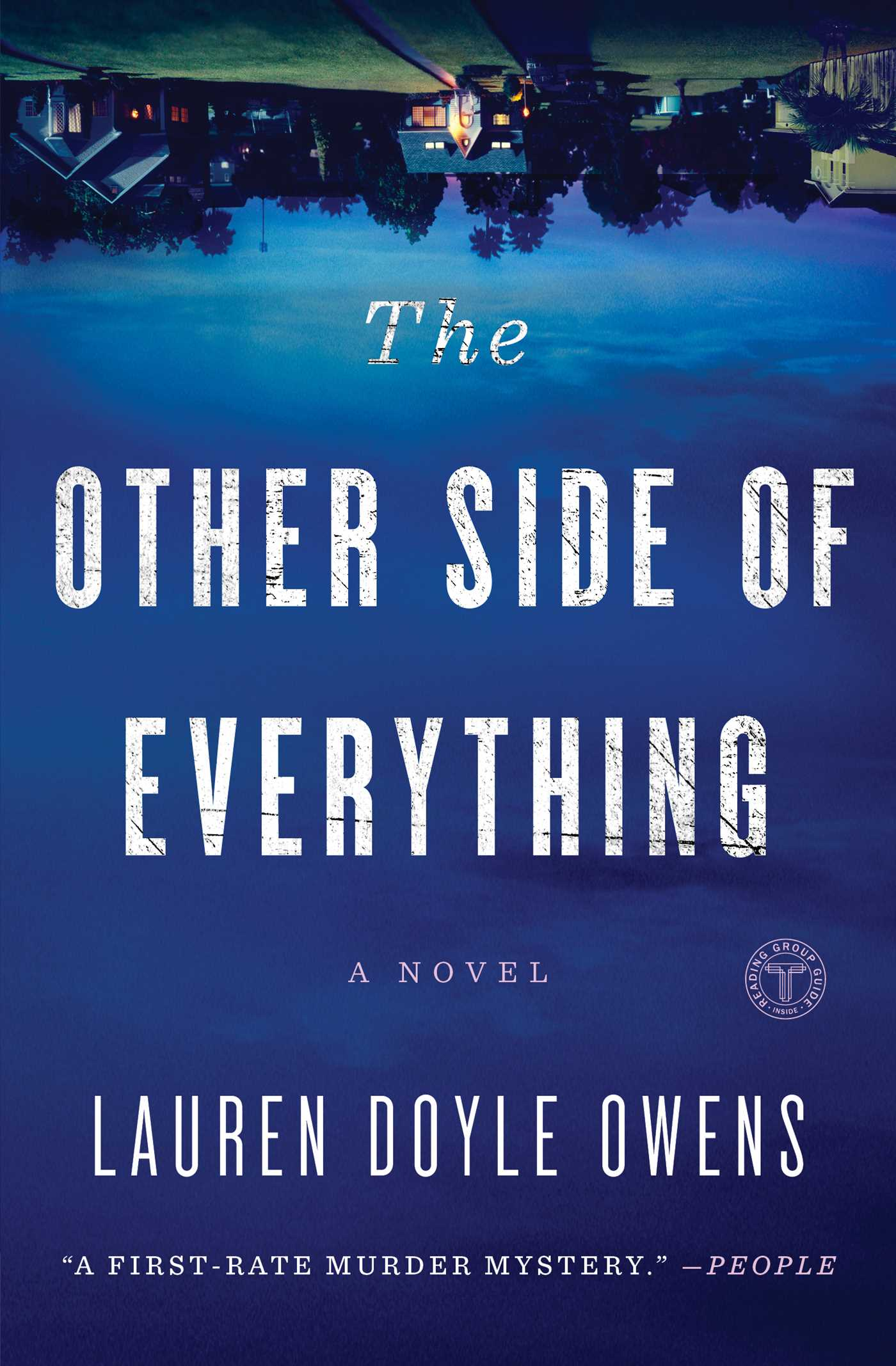 Book Cover Image (jpg): The Other Side of Everything