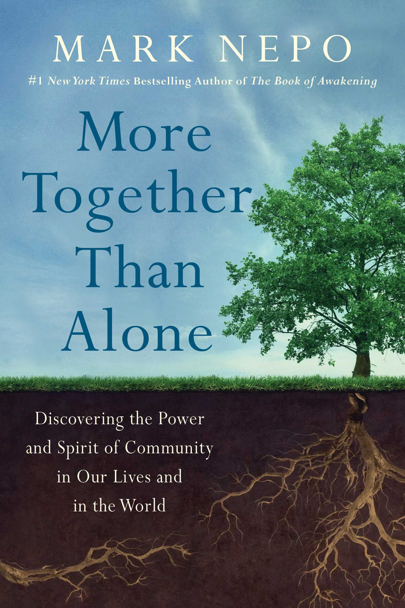 More together than alone 9781501167836 hr