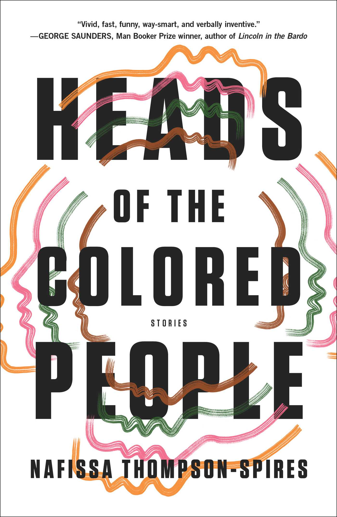 Heads of the colored people 9781501167997 hr