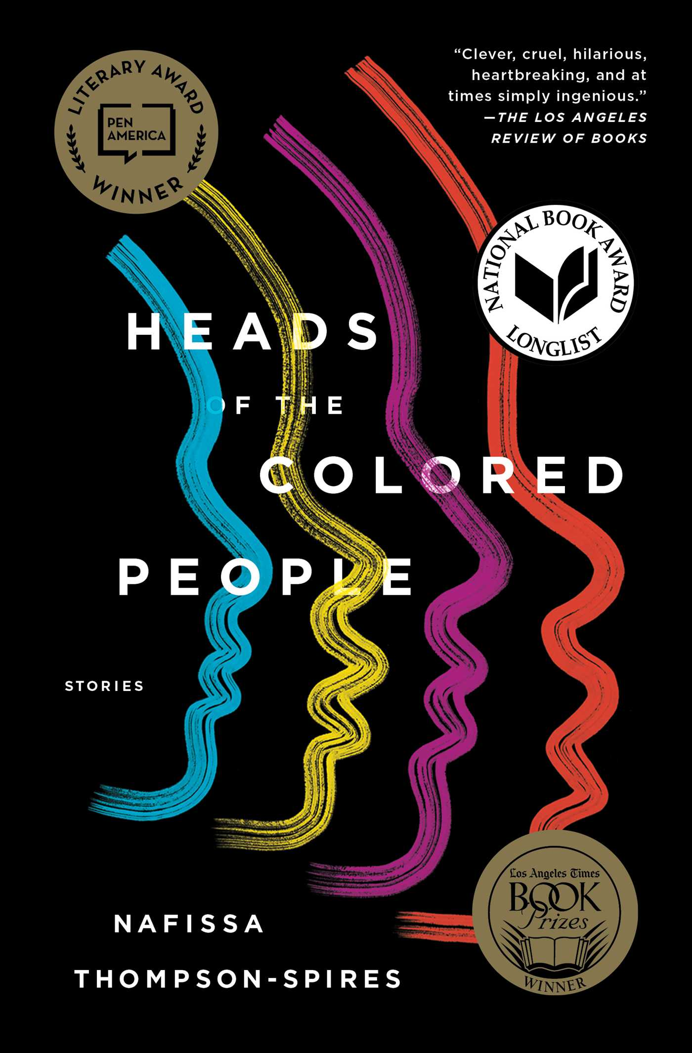 Heads of the colored people 9781501168000 hr