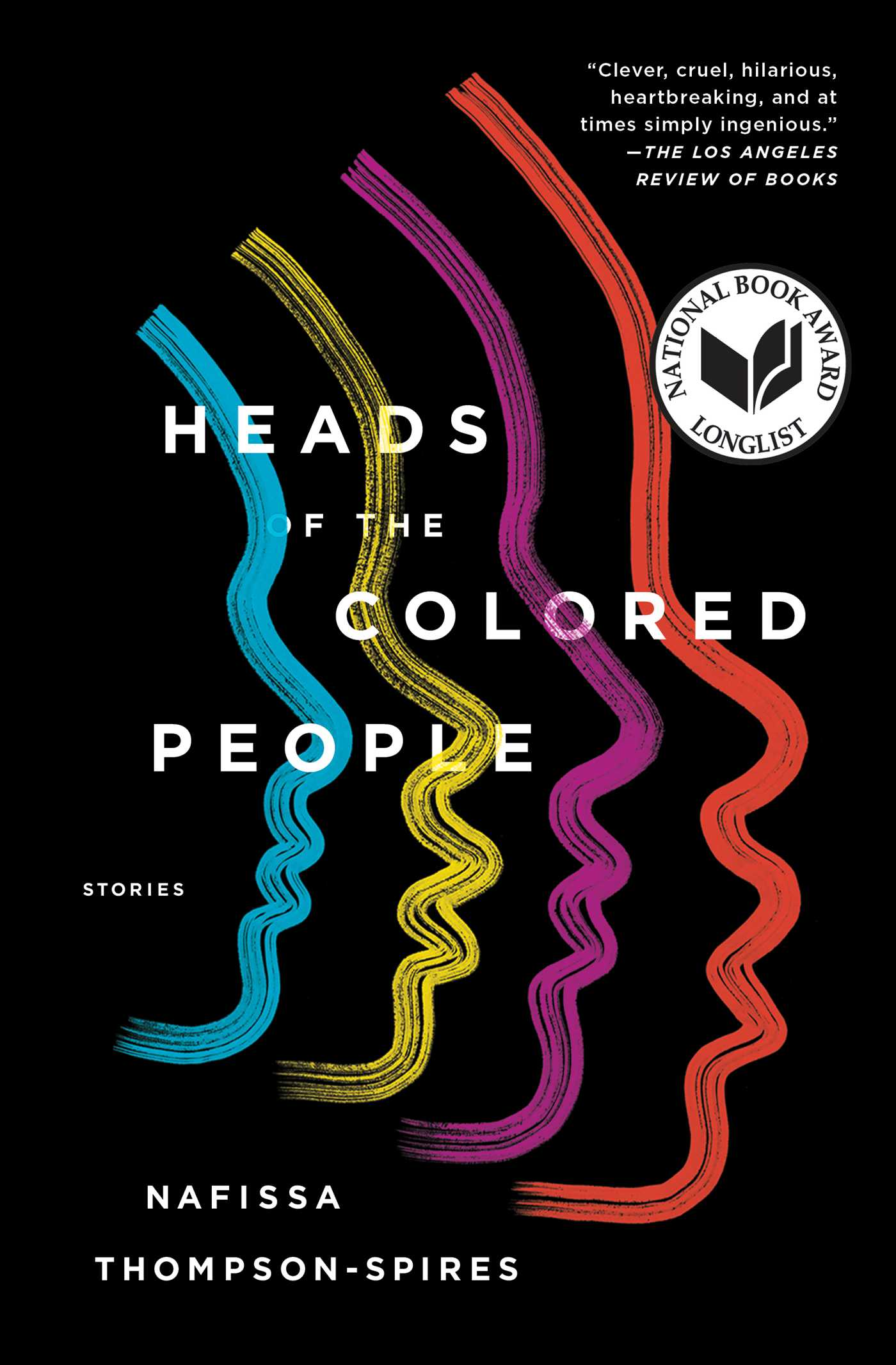 Heads of the colored people 9781501168017 hr