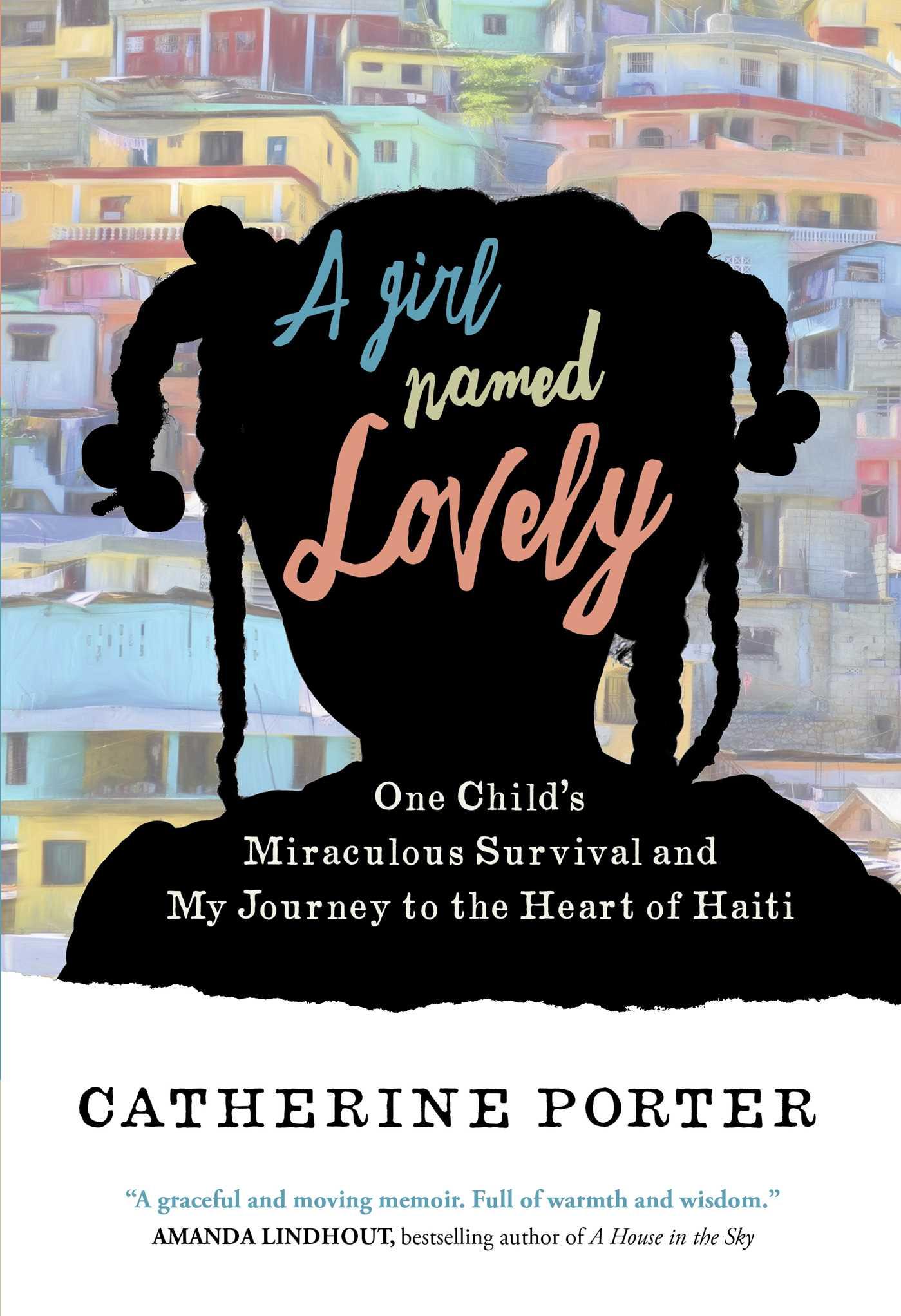 Book Cover Image (jpg): A Girl Named Lovely