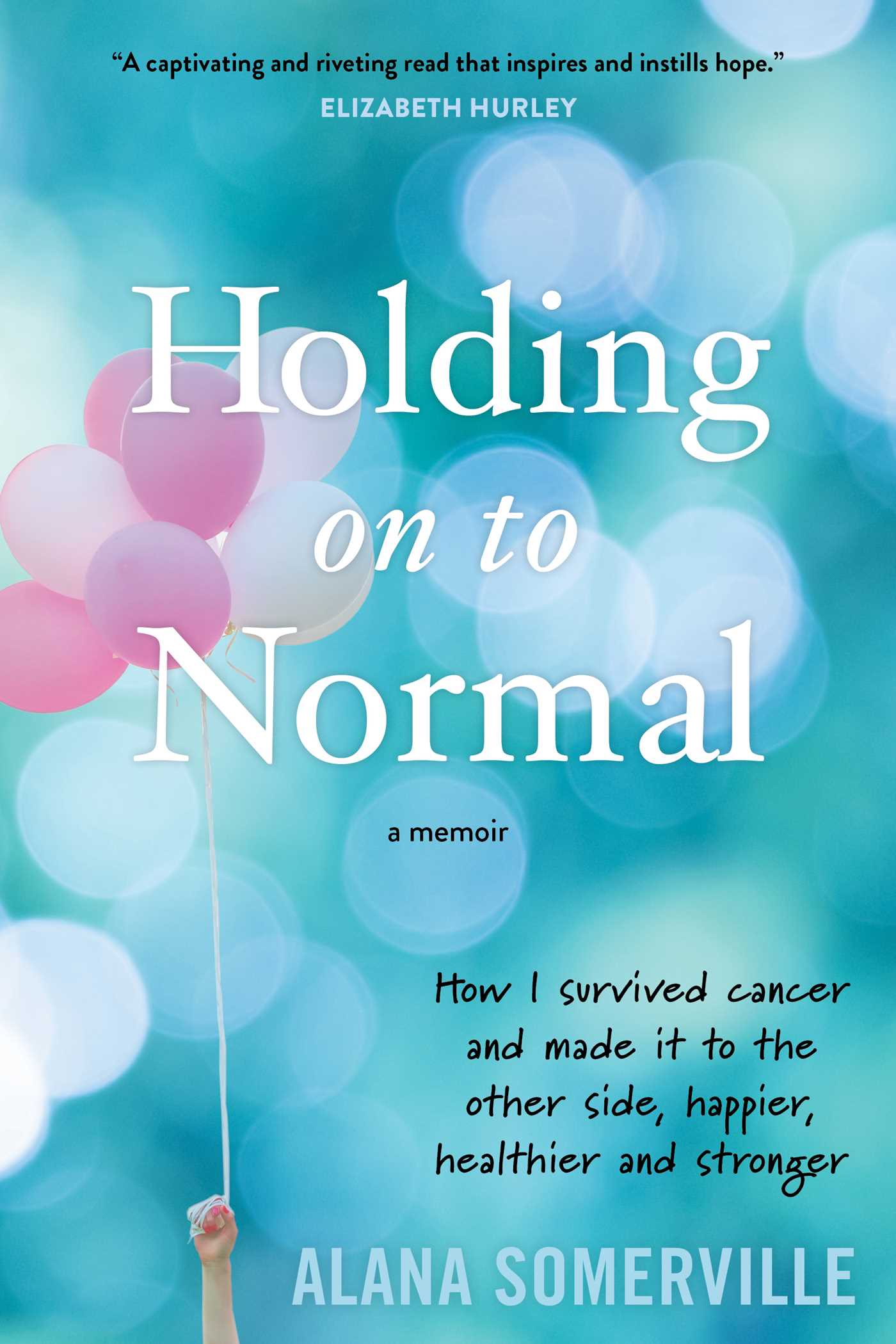 Holding on to normal 9781501168147 hr