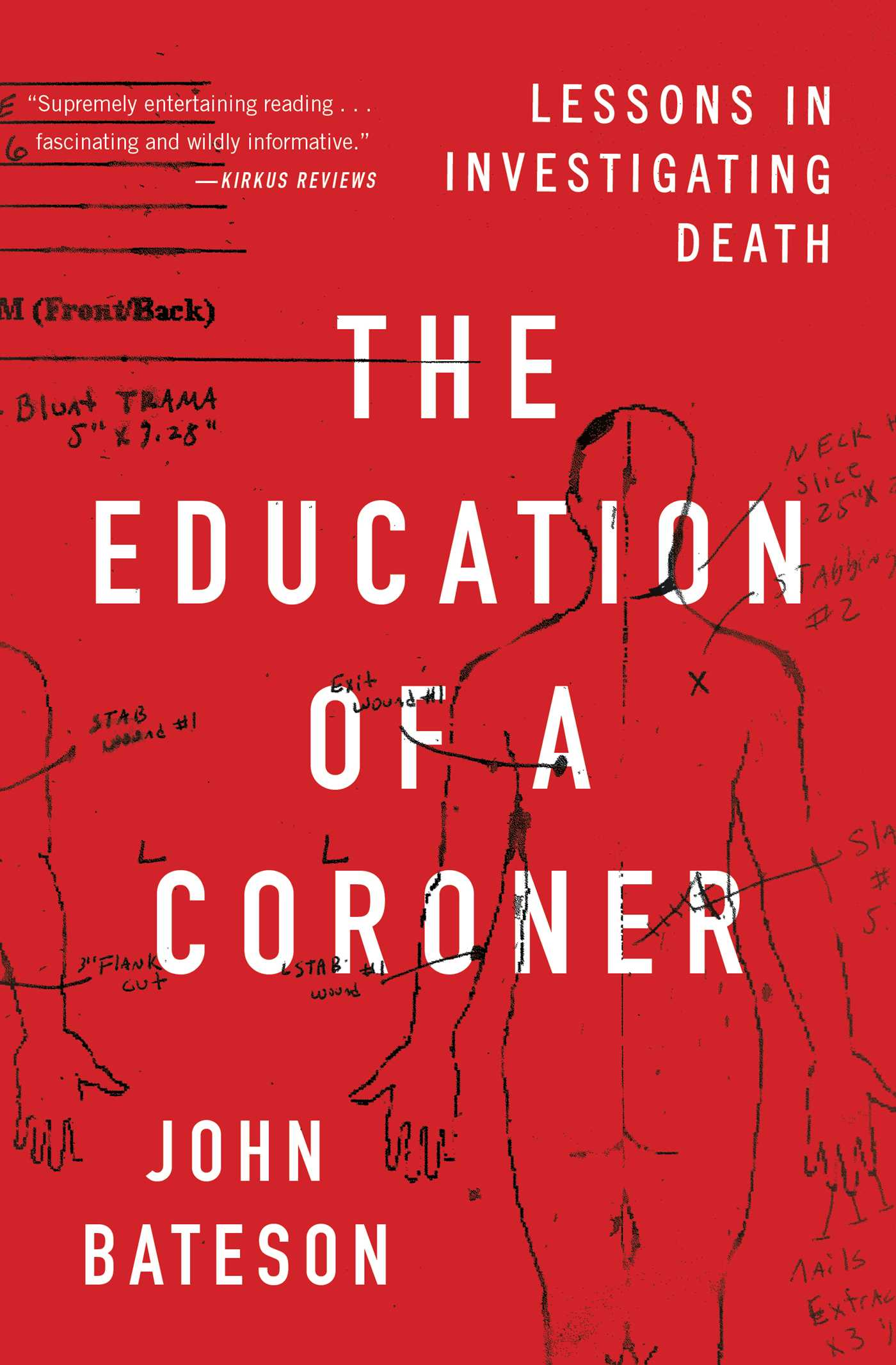 The education of a coroner 9781501168239 hr
