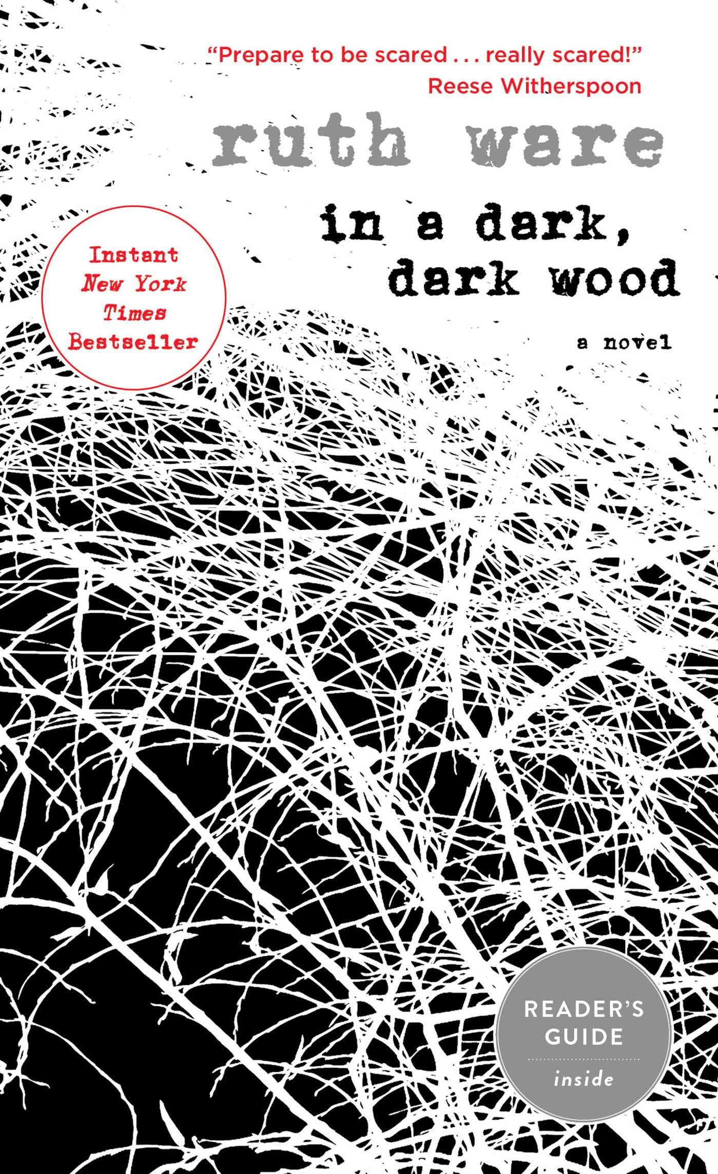 In a dark dark wood 9781501168451 hr