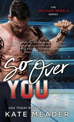 So Over You book cover